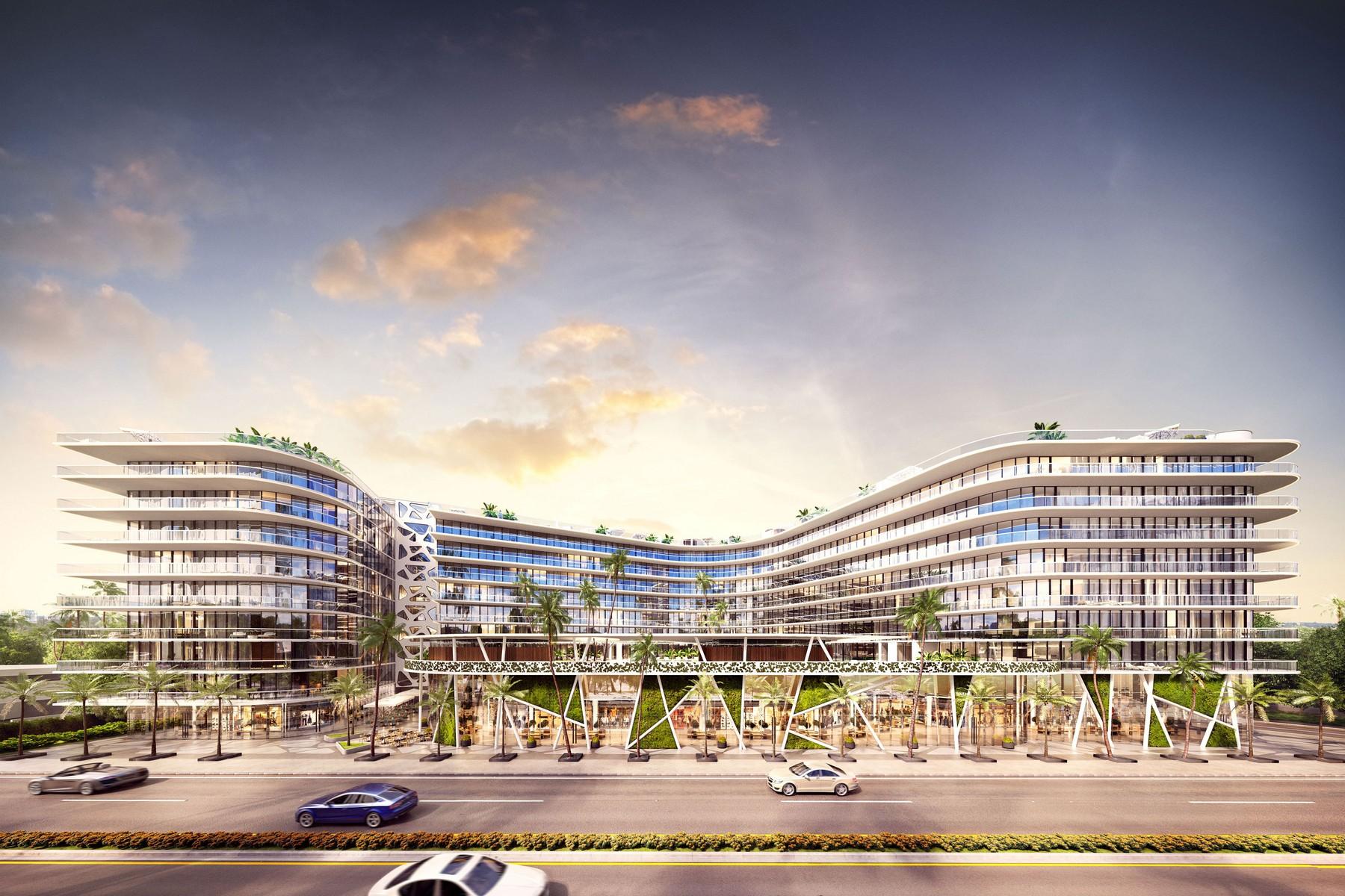 Apartamento para Venda às Boulevard 57 5700 Biscayne Blvd #508W Miami, Florida 33137 Estados Unidos
