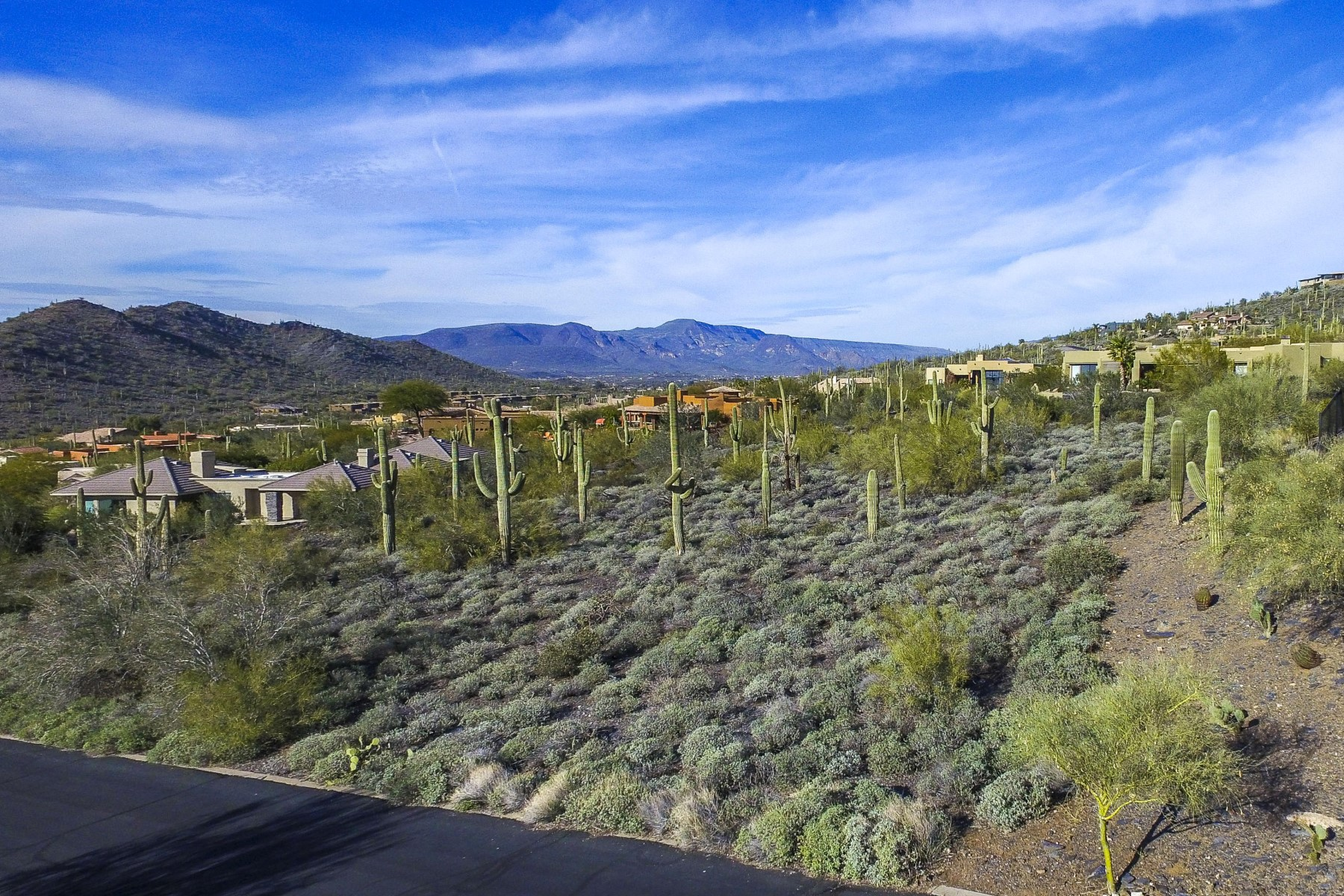 Land for Sale at Wonderful and rare view lot in highly desirable Sentinel Rock Estates 6006 E Restin Rd #107 Carefree, Arizona, 85377 United States