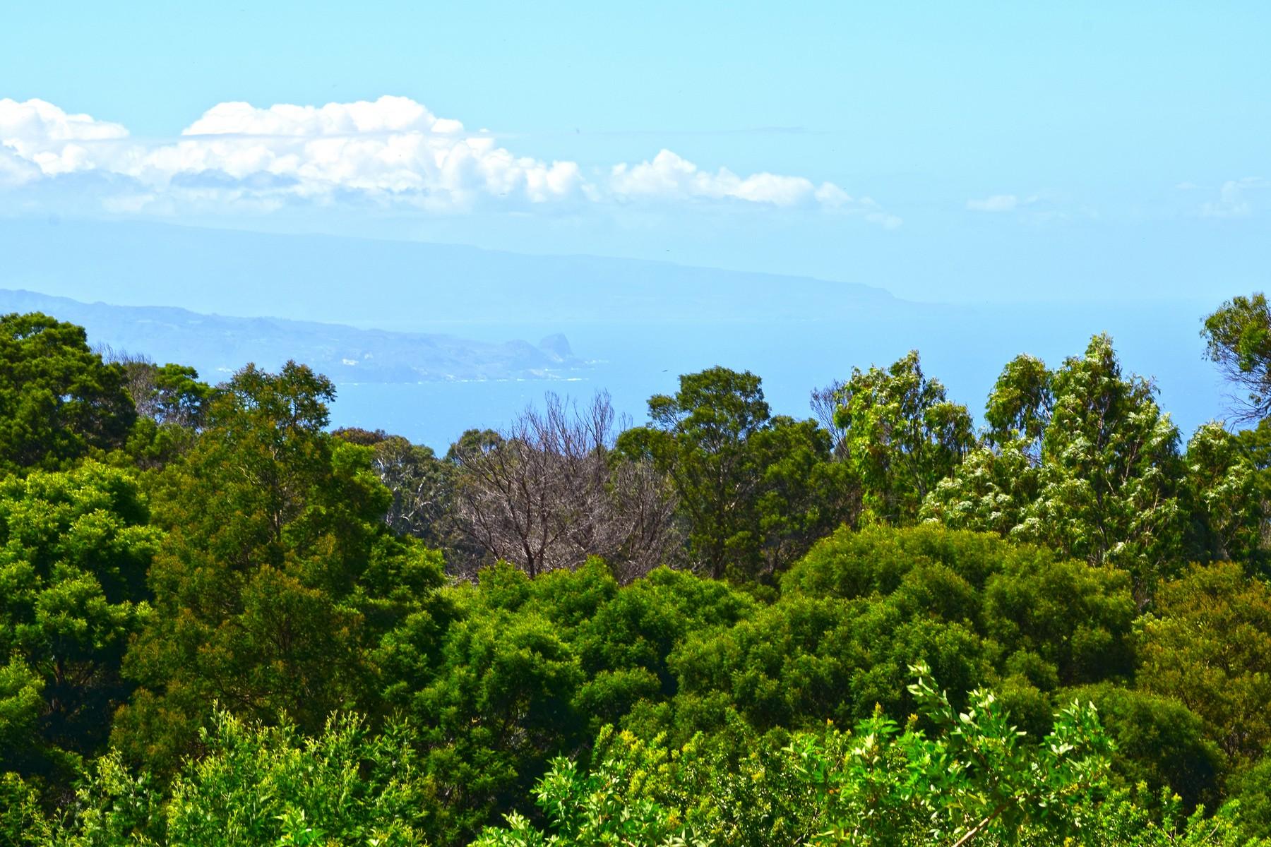 sales property at 1 Acre-Olinda With Kahakuloa and West Maui Mts. Views
