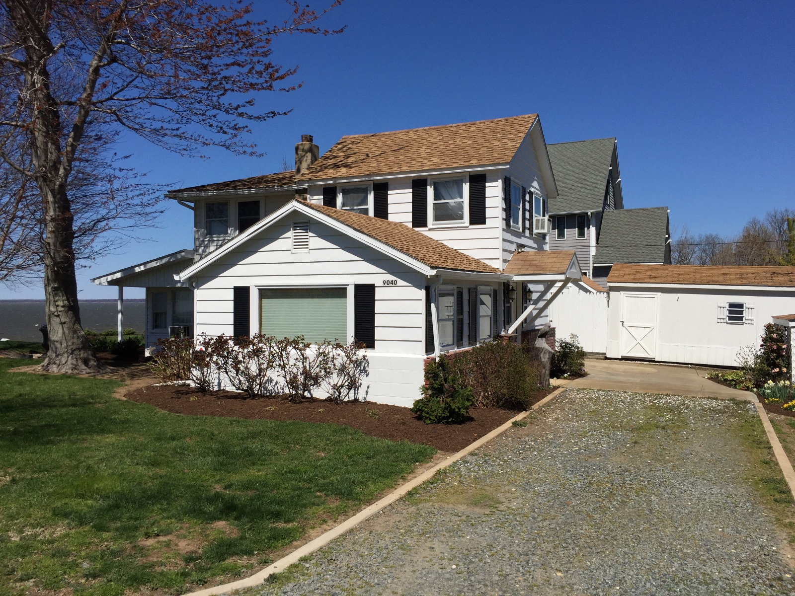 sales property at 9040 Point Lane, Chestertown