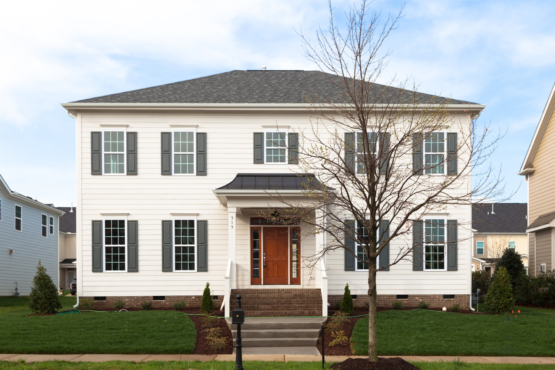 Single Family Home for Sale at Renaissance Park 515 Chapanoke Road Raleigh, North Carolina 27603 United States