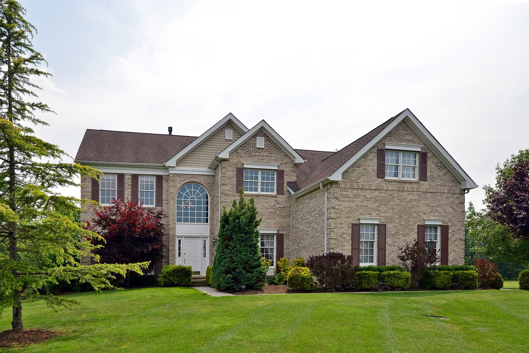 Single Family Home for Sale at Extraordinary Character 303 Peter Forman Drive Freehold, New Jersey 07728 United States