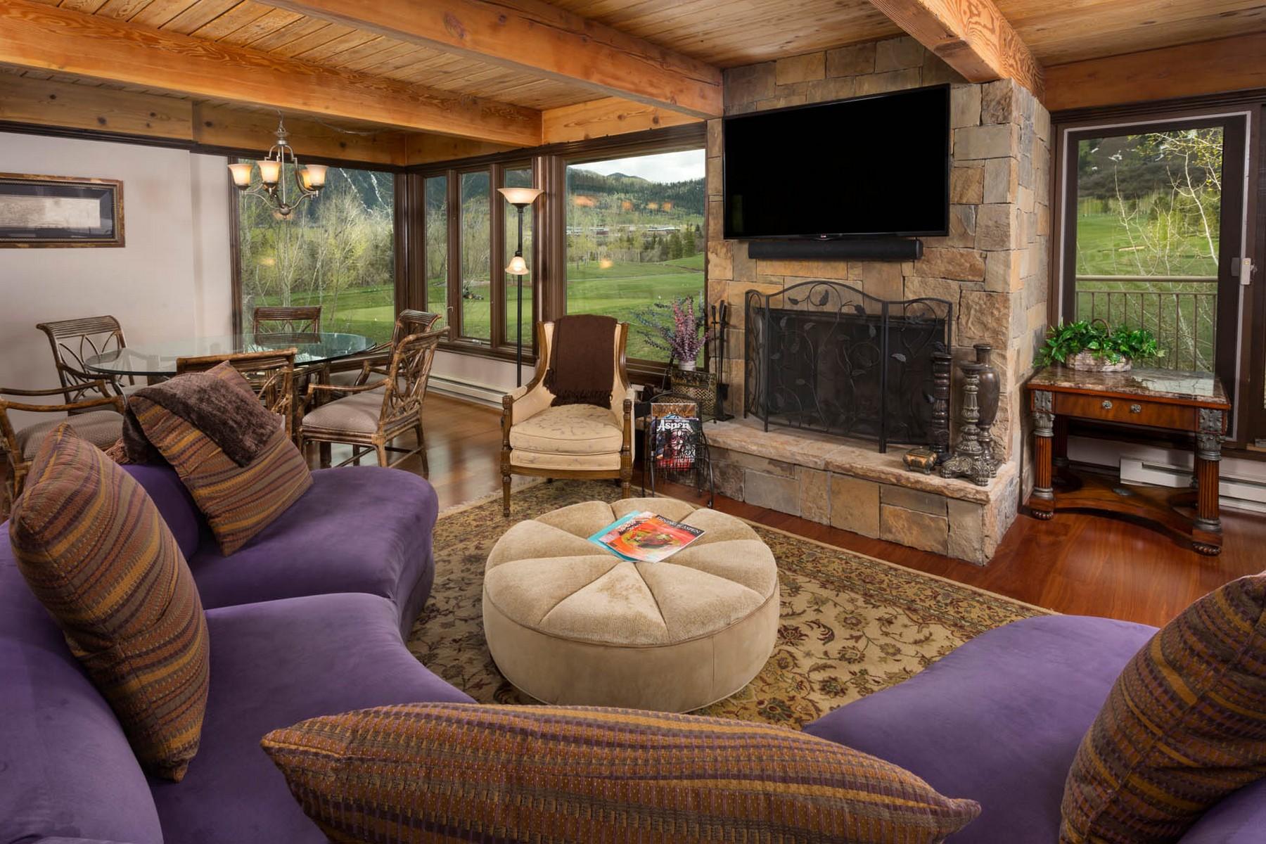 Condominio per Vendita alle ore Pomegranate 6 39060 Highway 82 Unit 6 Aspen, Colorado 81611 Stati Uniti