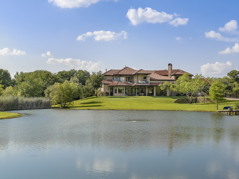 sales property at Private Gated Estate on 6.2 Acres in Prestigious Colleyville