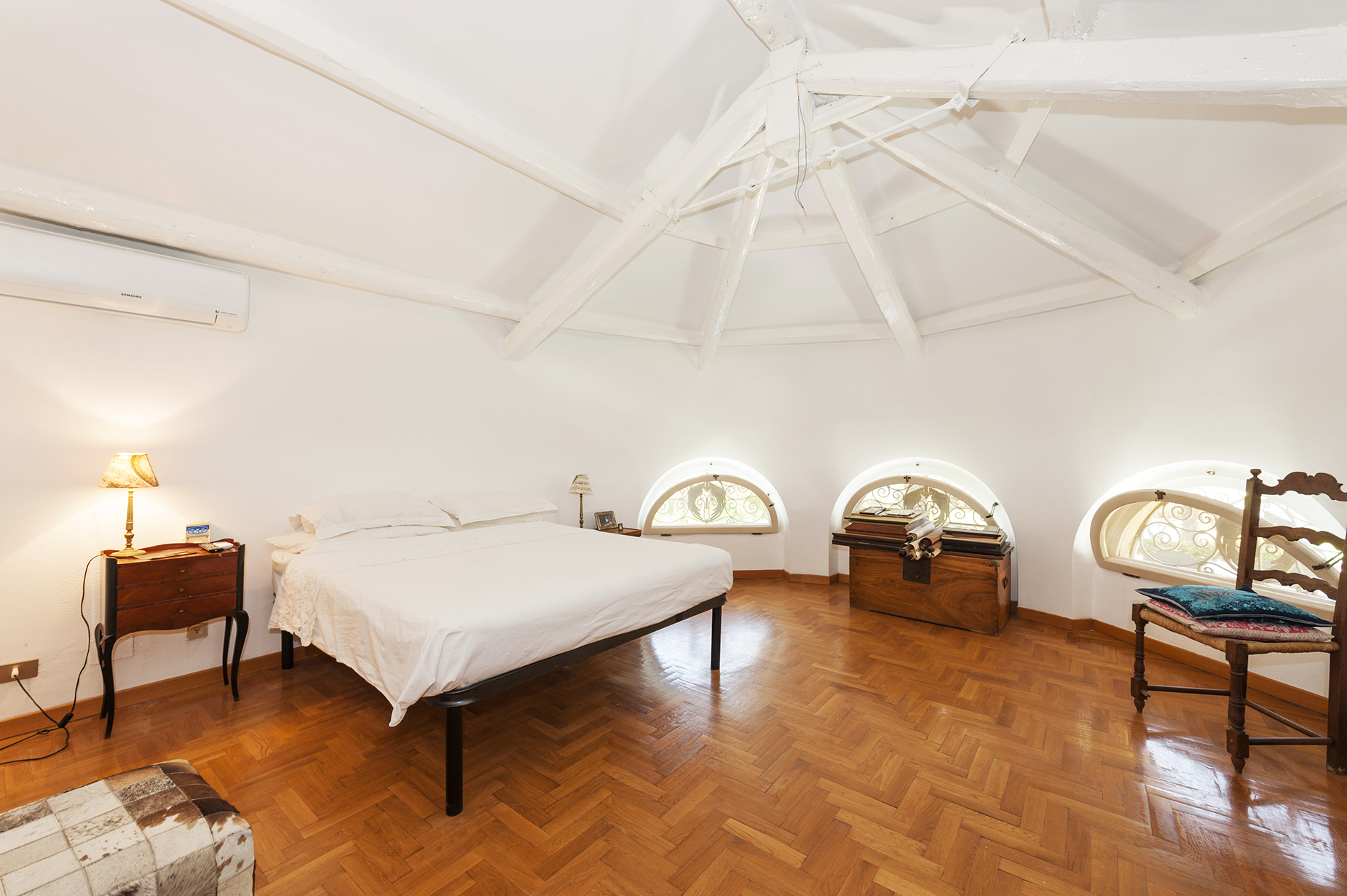 Additional photo for property listing at Art nouveau villa in Fregene Fregene, Rome Italie
