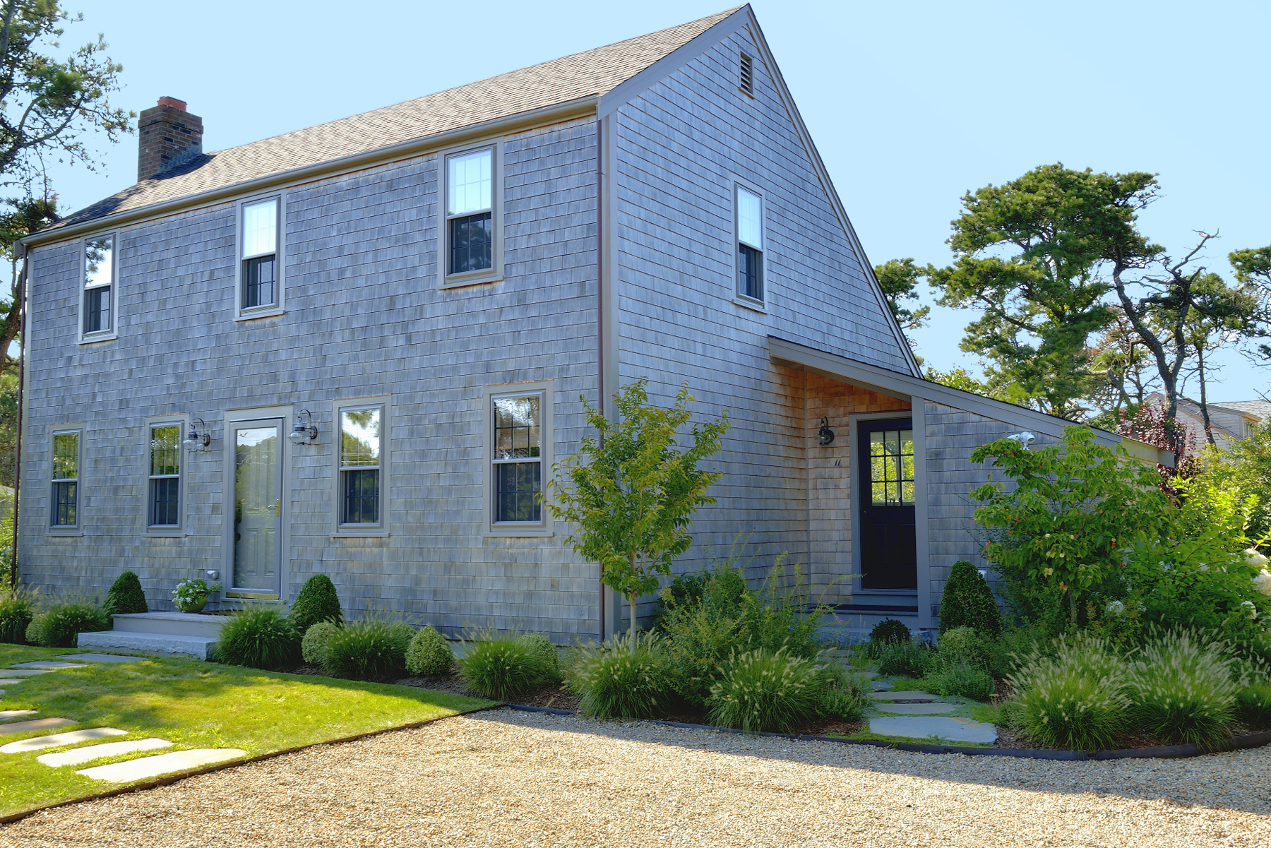 Single Family Home for Sale at Quiet Street - Central Location - Close to the Beach 11 Gray Avenue Nantucket, Massachusetts 02554 United States