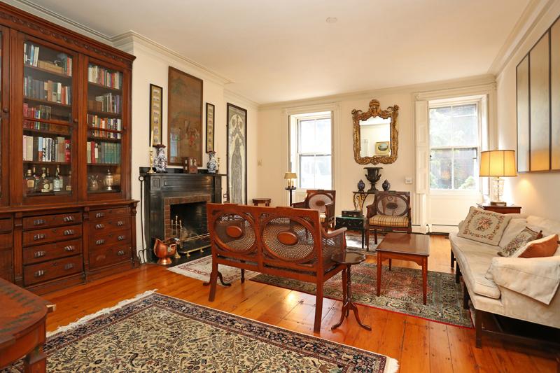 Condominium for Sale at Mount Vernon Condominium 53 Mounnt Vernon Street Unit 1 Beacon Hill, Boston, Massachusetts 02108 United States