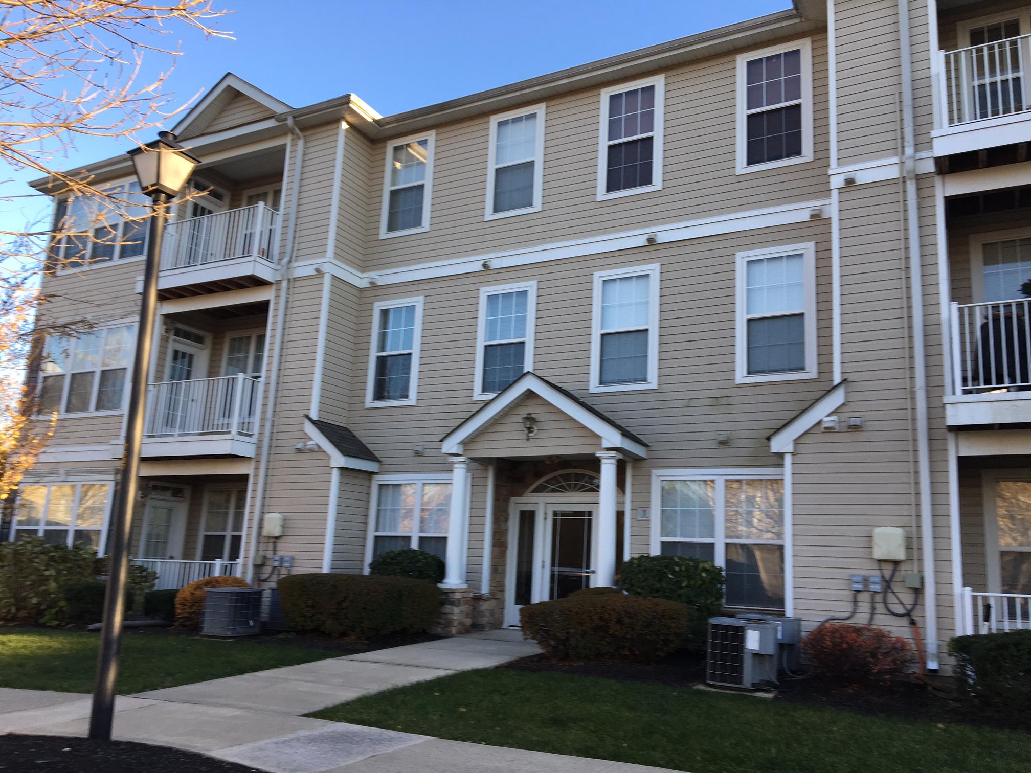 Apartamento por un Alquiler en Scotch Run - Two Bedroom for Rent 47 Kyle Way Ewing, Nueva Jersey 08628 Estados Unidos