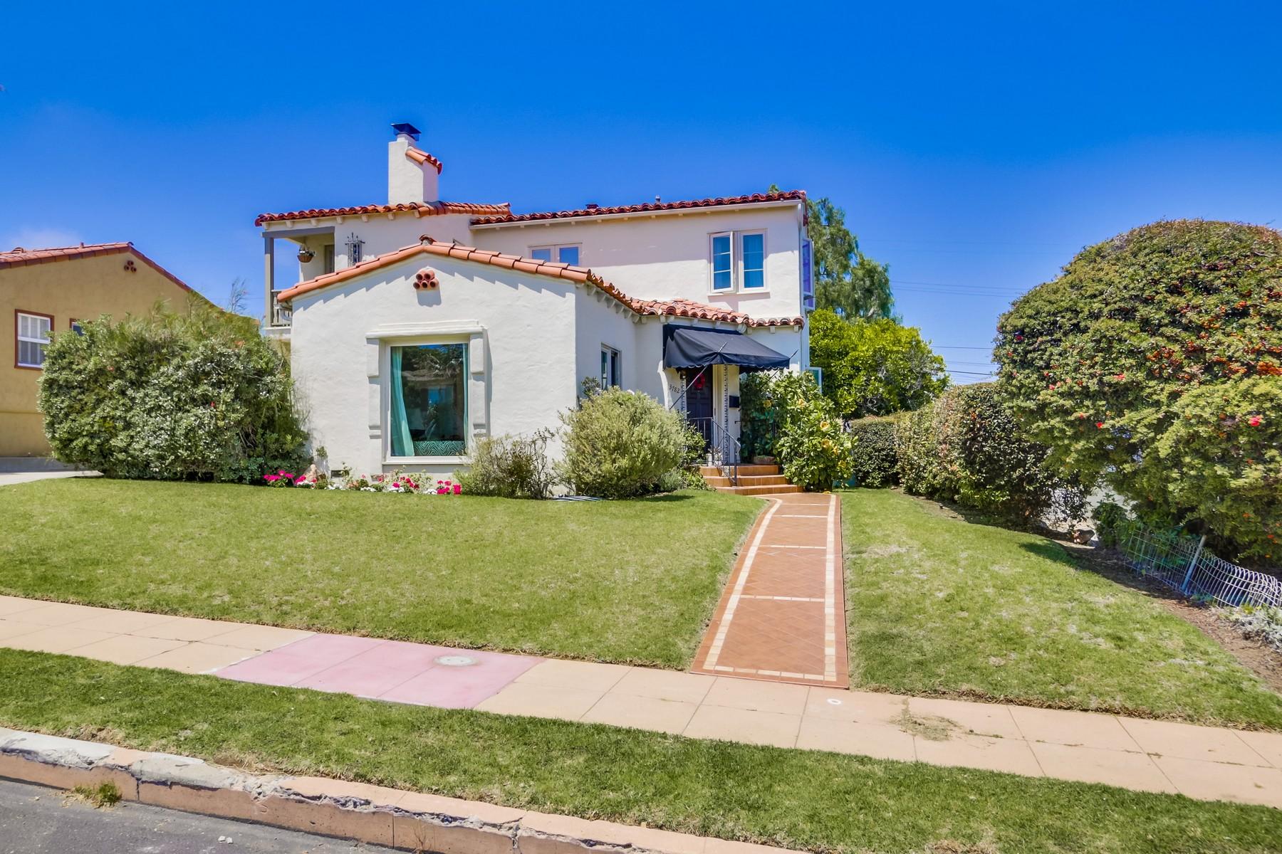 Single Family Home for Sale at 3782 Milan 3782 Milan Street San Diego, California 92107 United States