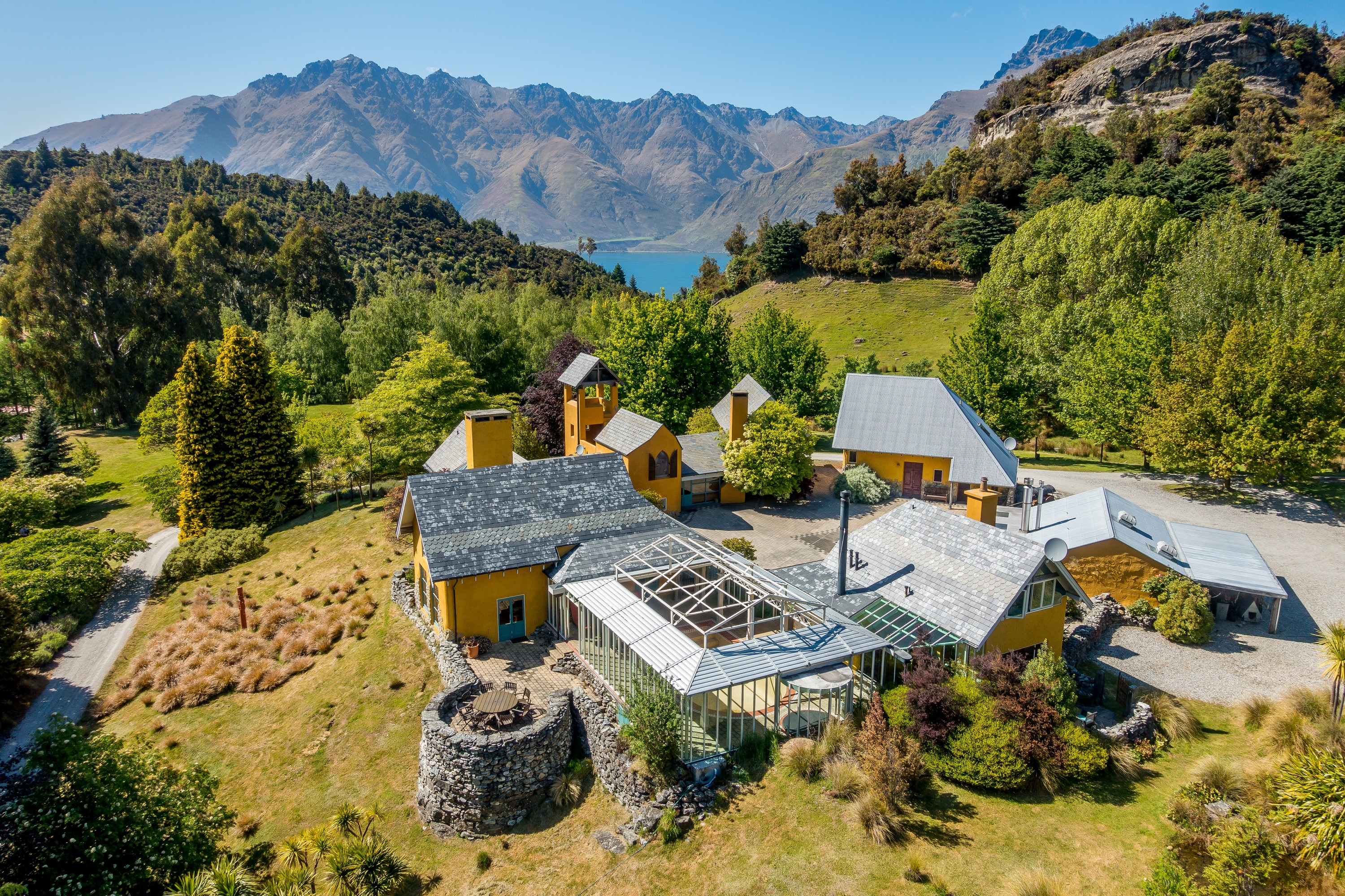 Multi-Family Home for Sale at Punatapu Punatapu 1113 Glenorchy-Queenstown Road Queenstown, Otago, 9348 New Zealand