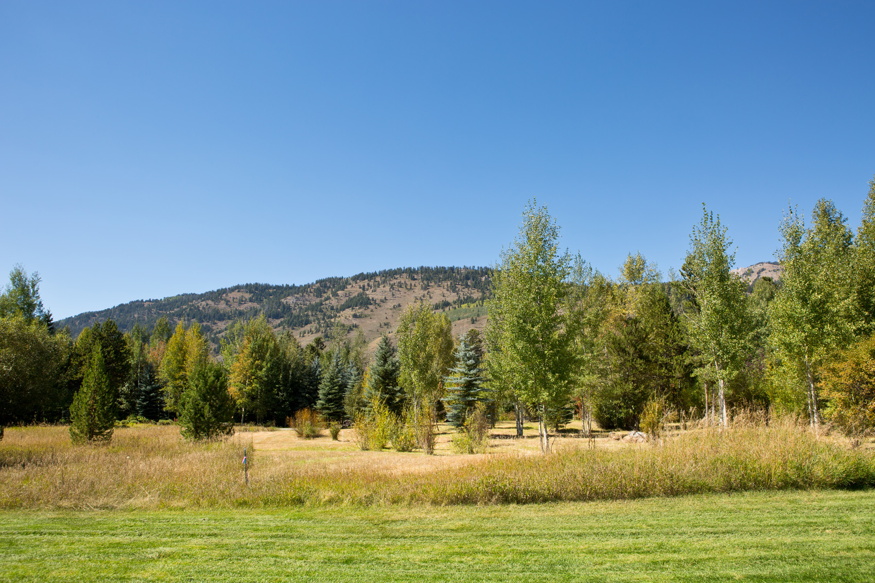 Property For Sale at Estate Lot in Teton Pines