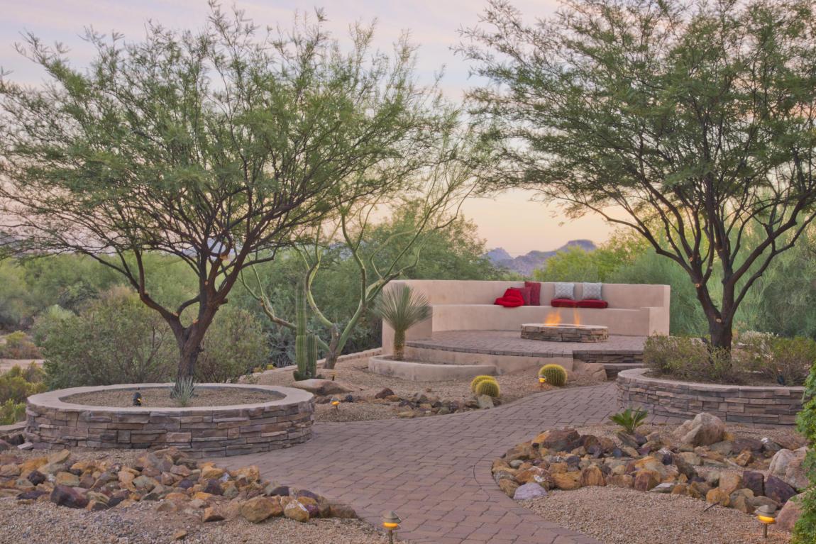 Single Family Home for Sale at Stunning Winter Getaway 36651 N Porta Nuova Rd Scottsdale, Arizona, 85262 United States