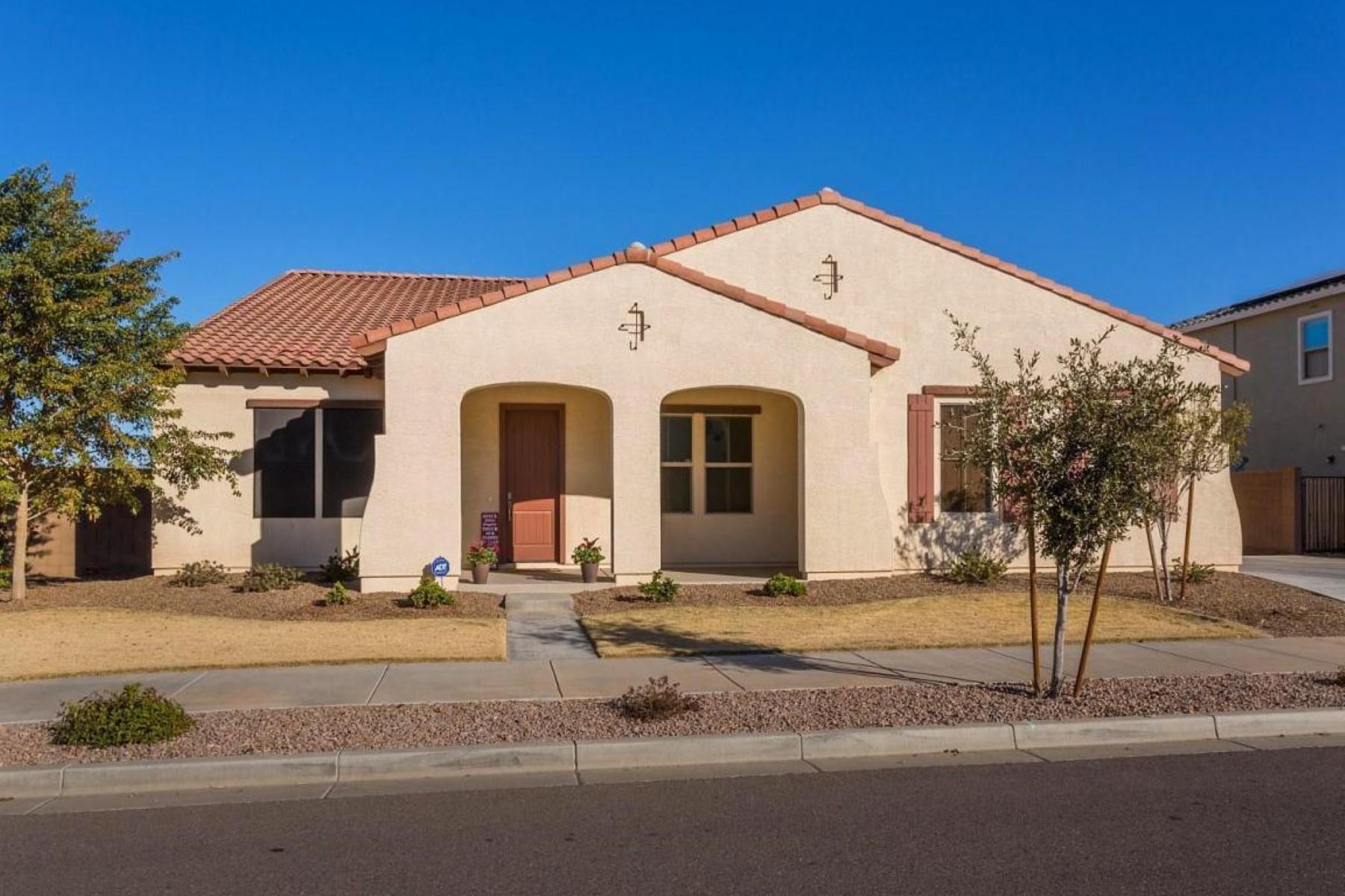 Tek Ailelik Ev için Satış at Wonderful single story home in hastings farms 21220 E Via De Arboles Queen Creek, Arizona 85142 Amerika Birleşik Devletleri