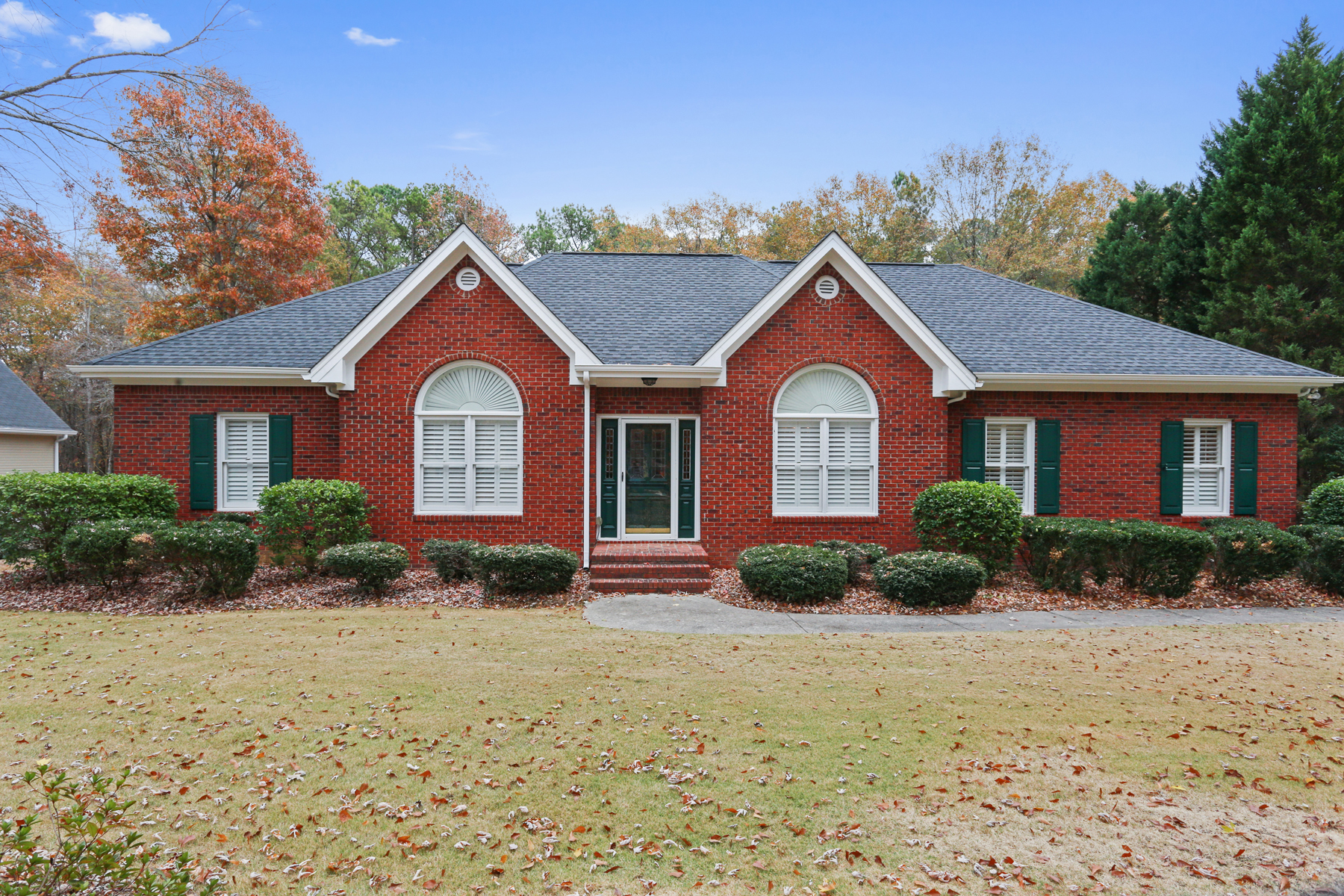 Single Family Home for Sale at Meticulously Maintained Brick Ranch 225 Lakewood Drive Carrollton, Georgia, 30117 United States