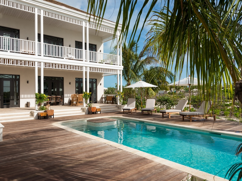 Property Of Saving Grace - Luxurious Beachfront Villa