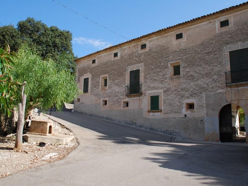 Einfamilienhaus für Verkauf beim Altertümliches, mallorquinisches Besitztum Campanet, Mallorca, 07310 Spanien