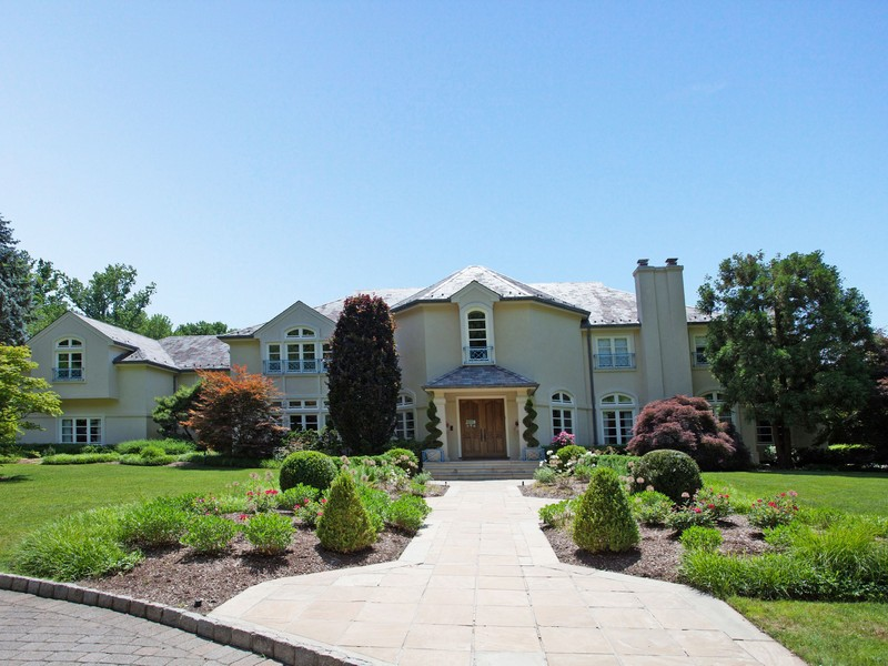 Single Family Home for Sale at Infinite Masterpiece 818 Closter Dock Rd Alpine, New Jersey 07620 United States