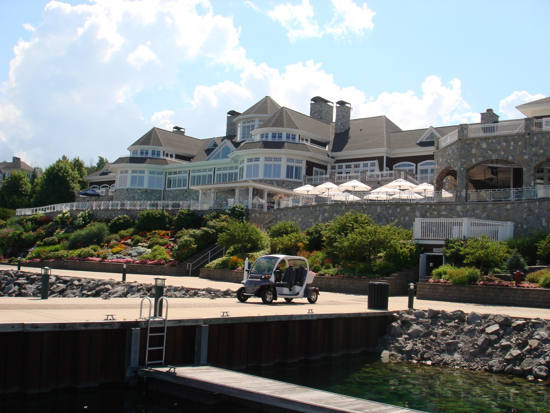 Land for Sale at Yacht Dock 3 4300 Vista Drive Unit 3 Bay Harbor, Michigan, 49770 United States