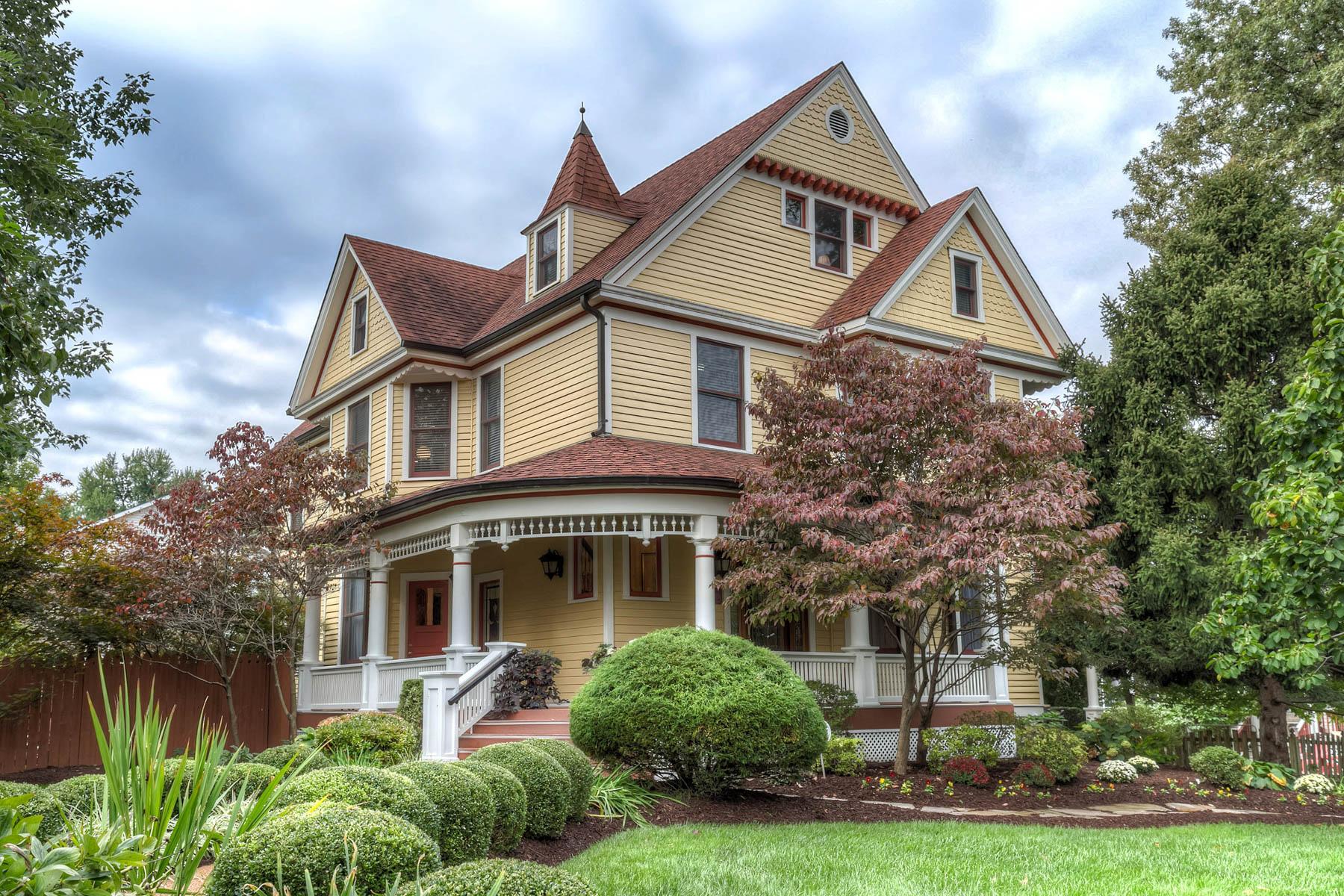 独户住宅 为 销售 在 West Monroe 202 West Monroe St. Louis, 密苏里州 63122 美国