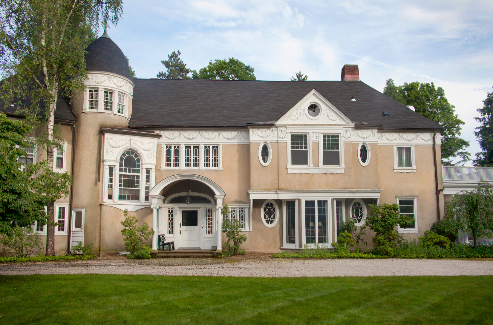 sales property at Pierre Lorillard, Jr. Estate