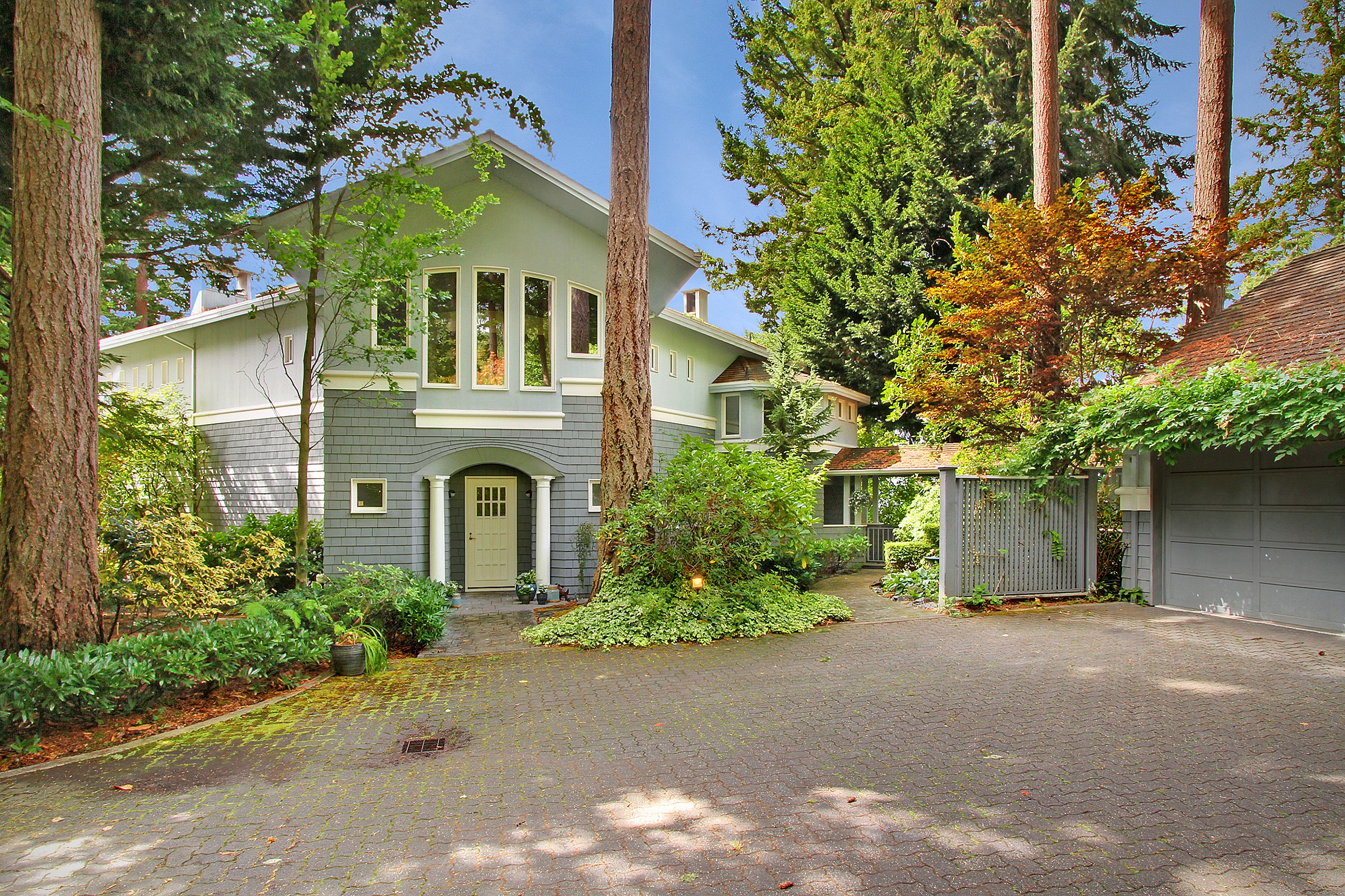 Single Family Home for Sale at Allen Point Living 9606 Beachwood Dr NW Gig Harbor, Washington 98332 United States