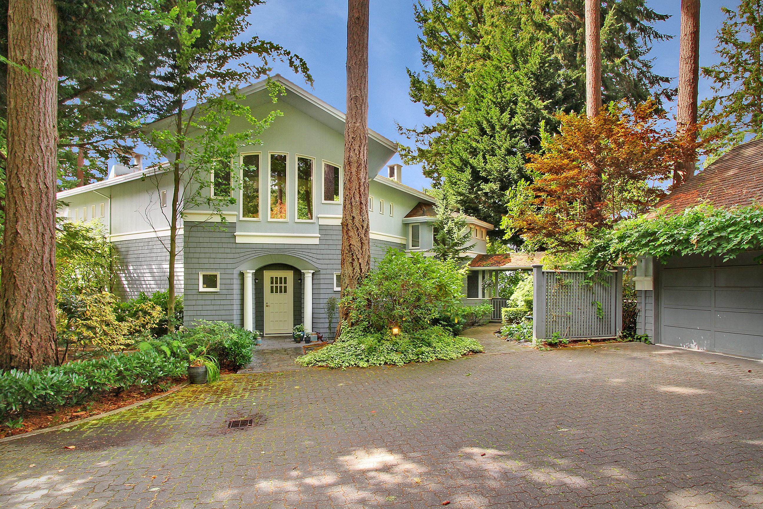 獨棟家庭住宅 為 出售 在 Allen Point Living 9606 Beachwood Dr NW Gig Harbor, 華盛頓州 98332 美國