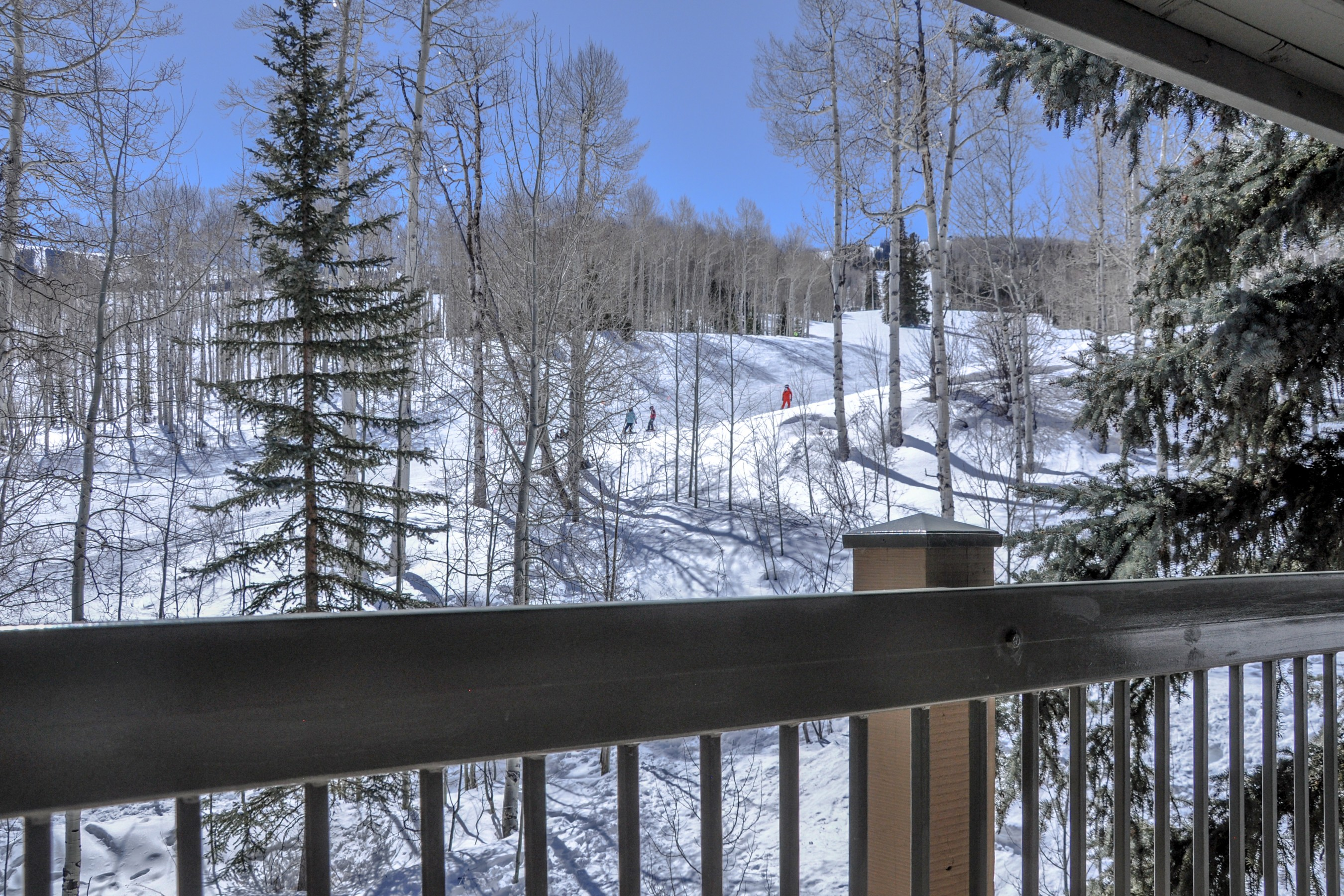 sales property at 2 Bed, 2 Bath Condo at the Top of the Village, Summit 306