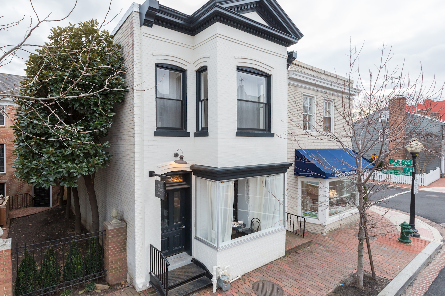 Townhouse for Rent at Georgetown 2622 P Street NW Washington, District Of Columbia 20007 United States