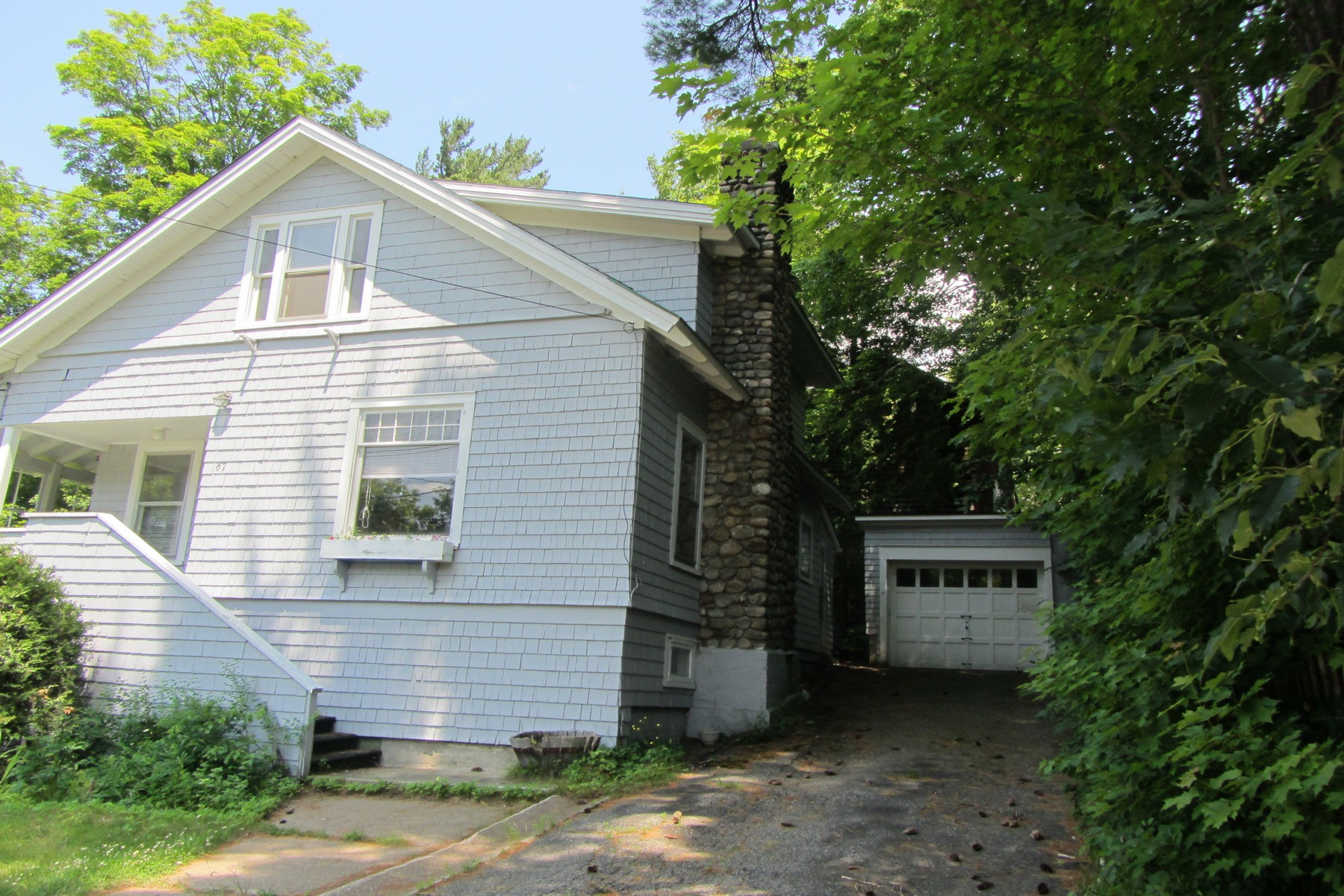 Single Family Home for Sale at Lots of Charm 67 Acorn Street Lake Placid, New York 12946 United States