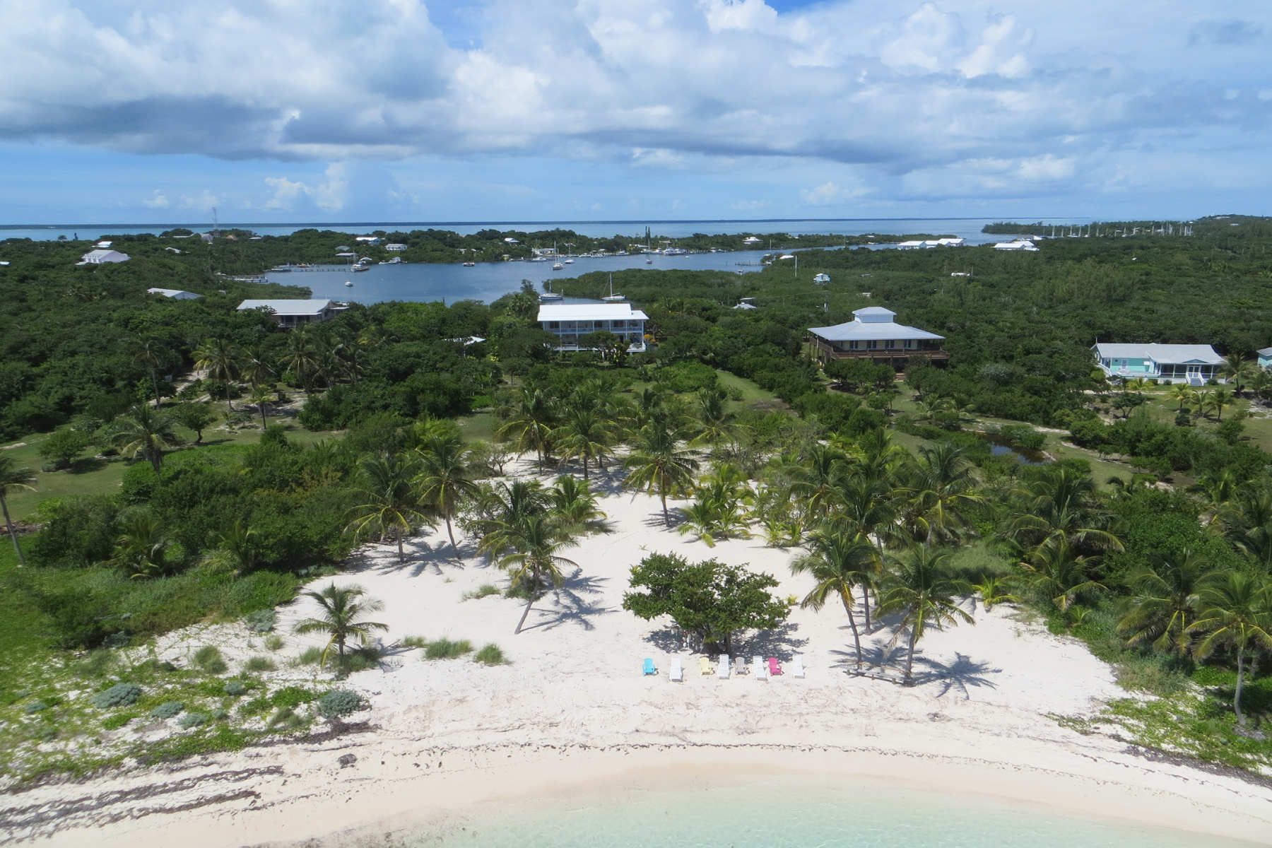 Single Family Home for Sale at Summerwind Green Turtle Cay, Abaco, . Bahamas