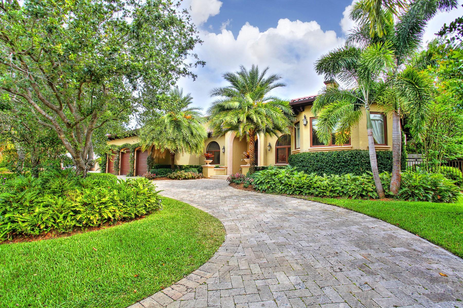 단독 가정 주택 용 매매 에 9240 SW 140 St Miami, 플로리다 33176 미국