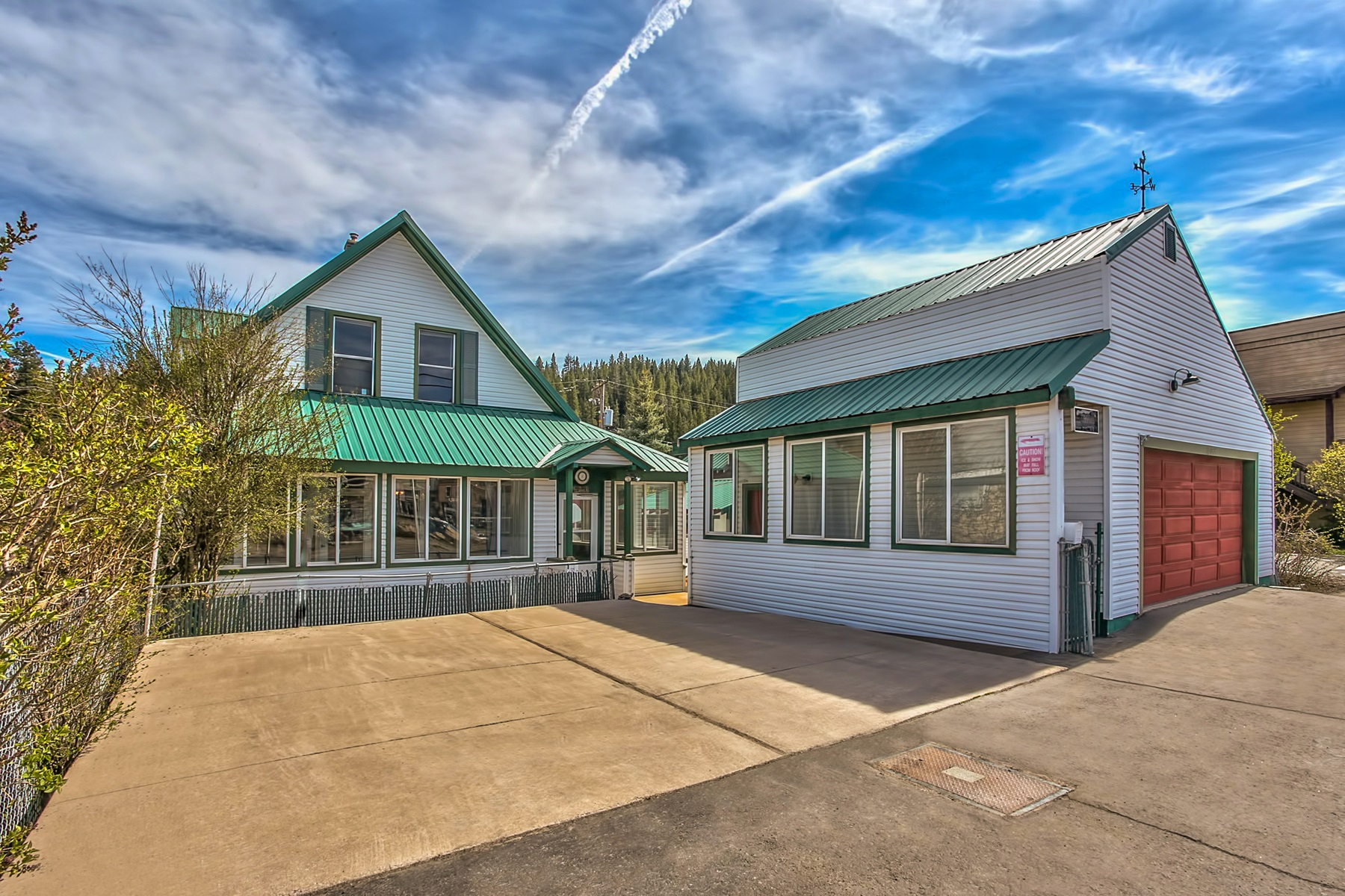sales property at 10055 West River Street