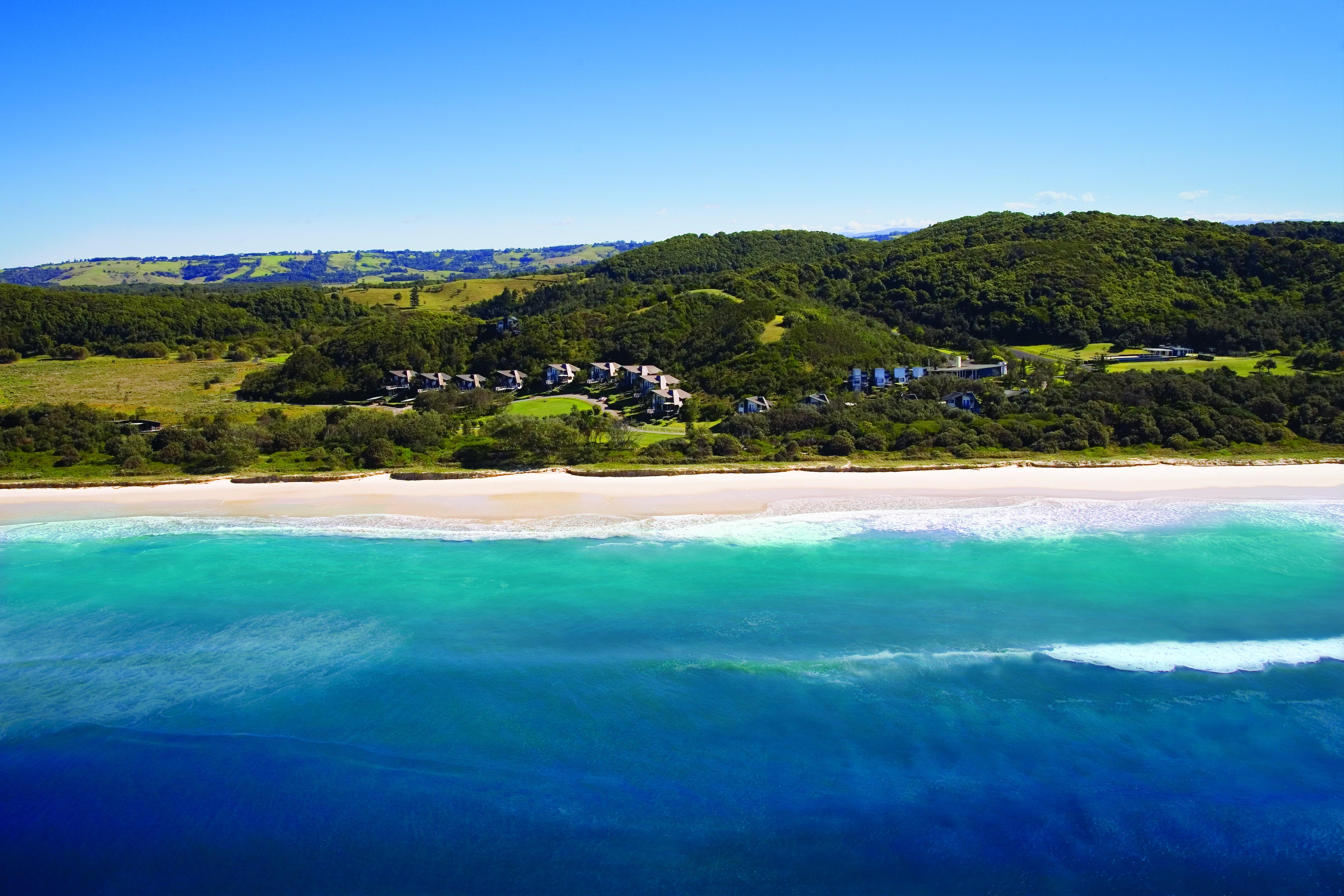 Maison unifamiliale pour l Vente à Linnaeus 16951 Broken Head Road Byron Bay, New South Wales, 2478 Australie
