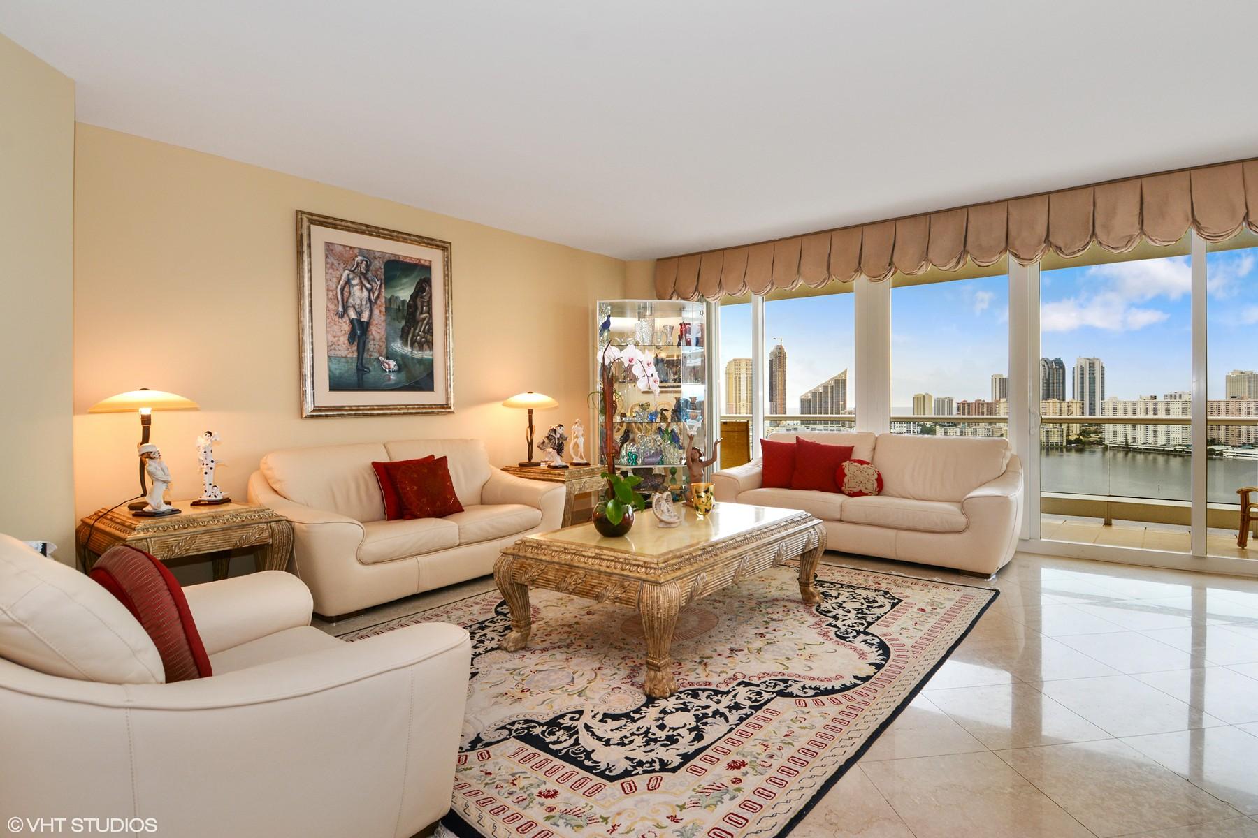 Eigentumswohnung für Verkauf beim 7000 Island BL #2101 7000 Islands BL #2101 Aventura, Florida 33160 Vereinigte Staaten