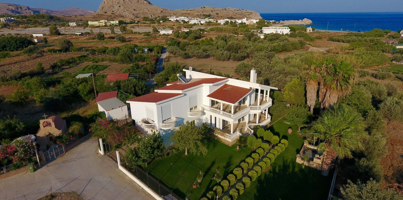 Single Family Home for Sale at Colonial Elegance Haraki Colonial Elegance Rhodes, Southern Aegean, 85102 Greece