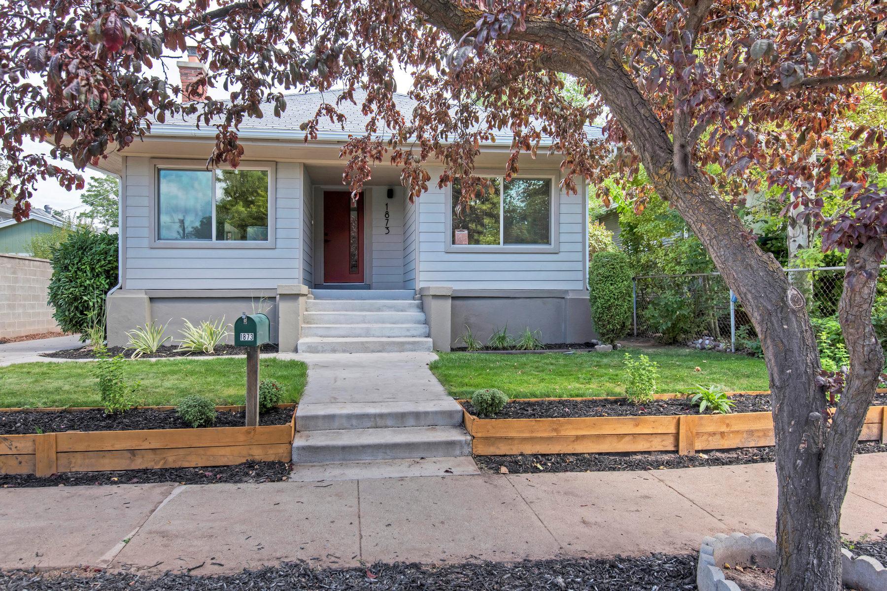 独户住宅 为 销售 在 Lovable on Lincoln 1873 S Lincoln St 盐湖城市, 犹他州, 84105 美国