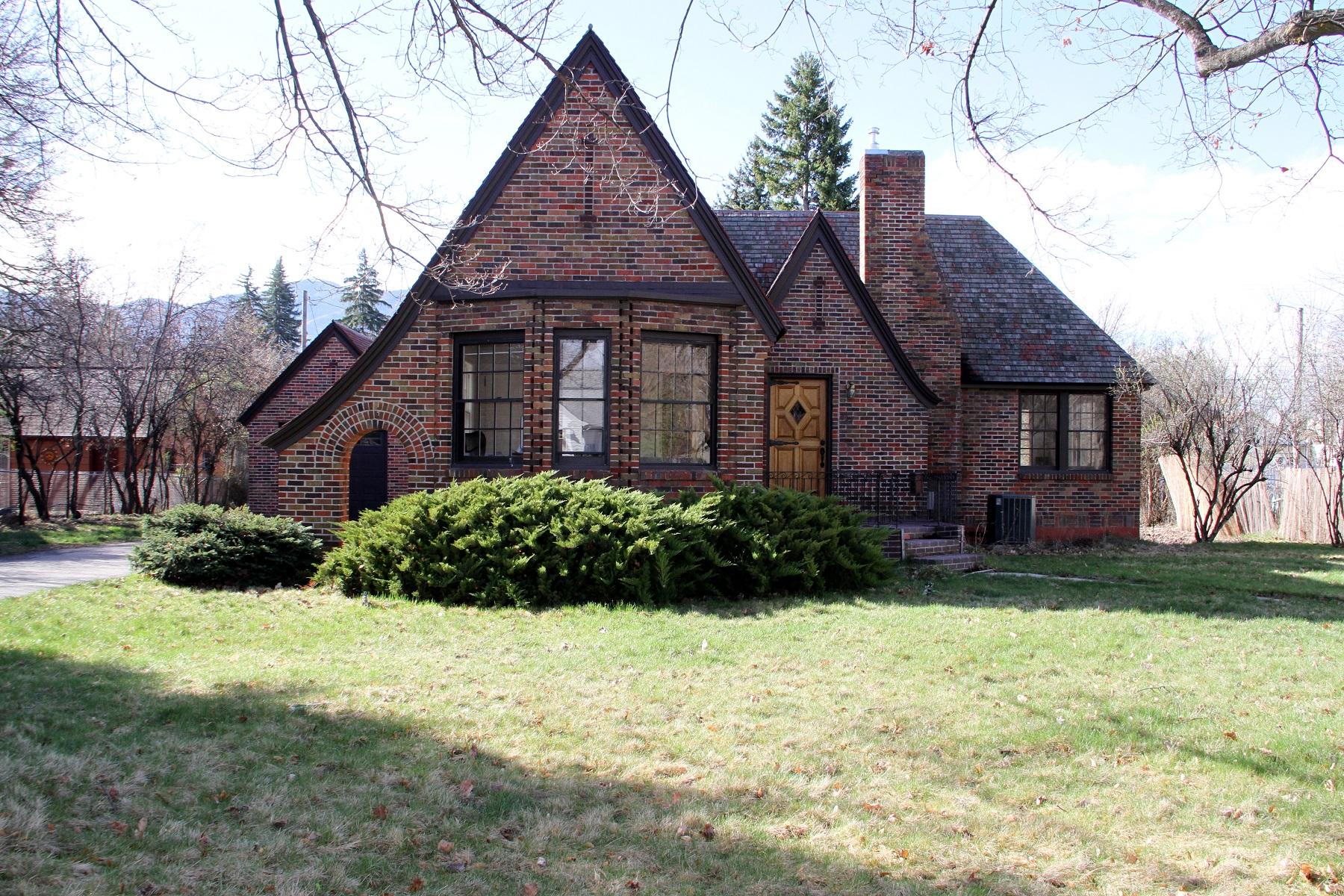 Maison unifamiliale pour l Vente à 225 Beverly Ave University District, Missoula, Montana 59801 États-Unis