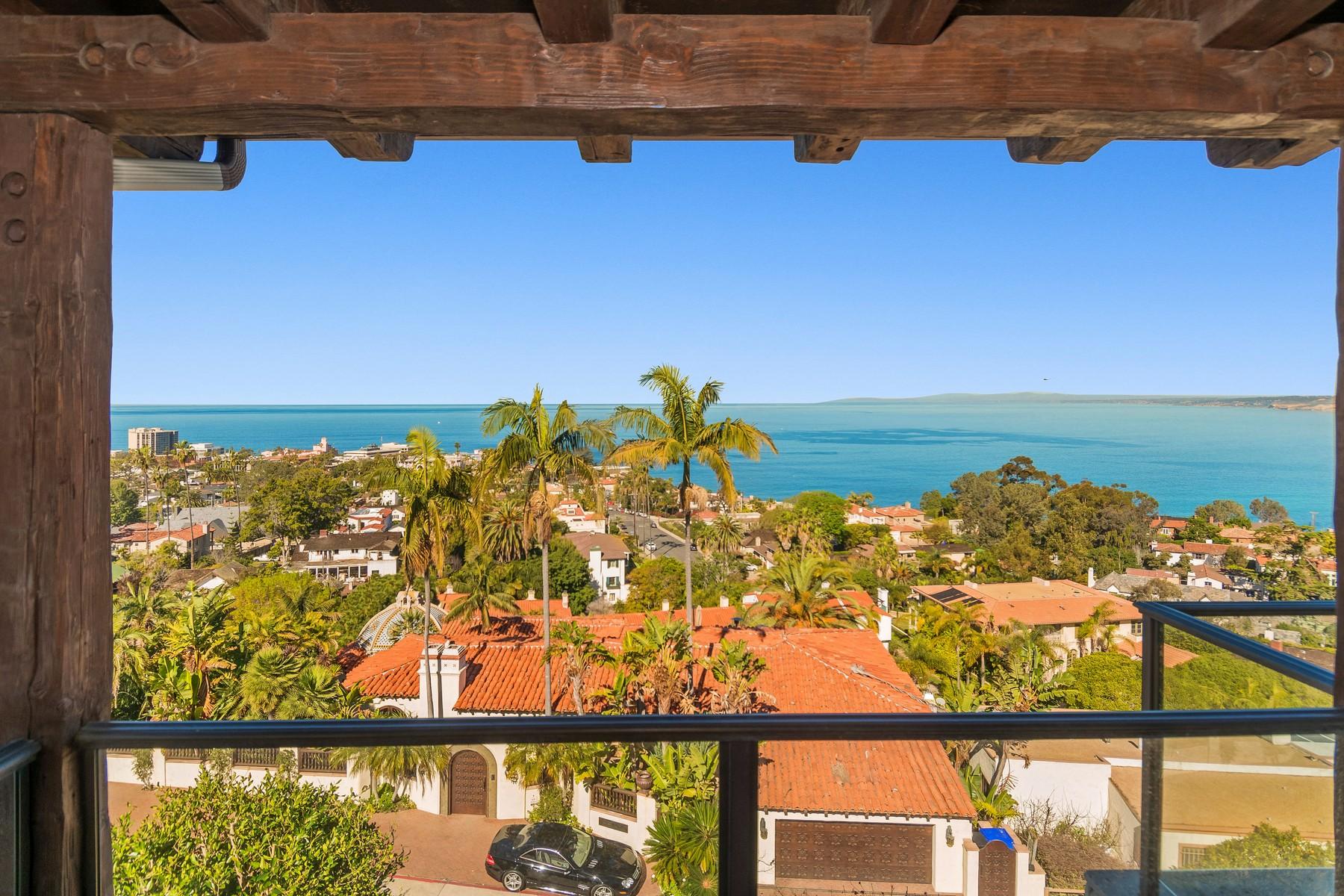 Tek Ailelik Ev için Satış at 1594 Crespo Drive La Jolla, Kaliforniya, 92037 Amerika Birleşik Devletleri