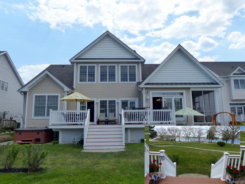 Maison unifamiliale pour l Vente à Endless Panoramic Waterviews 606 Buhler Court Pine Beach, New Jersey 08741 États-Unis