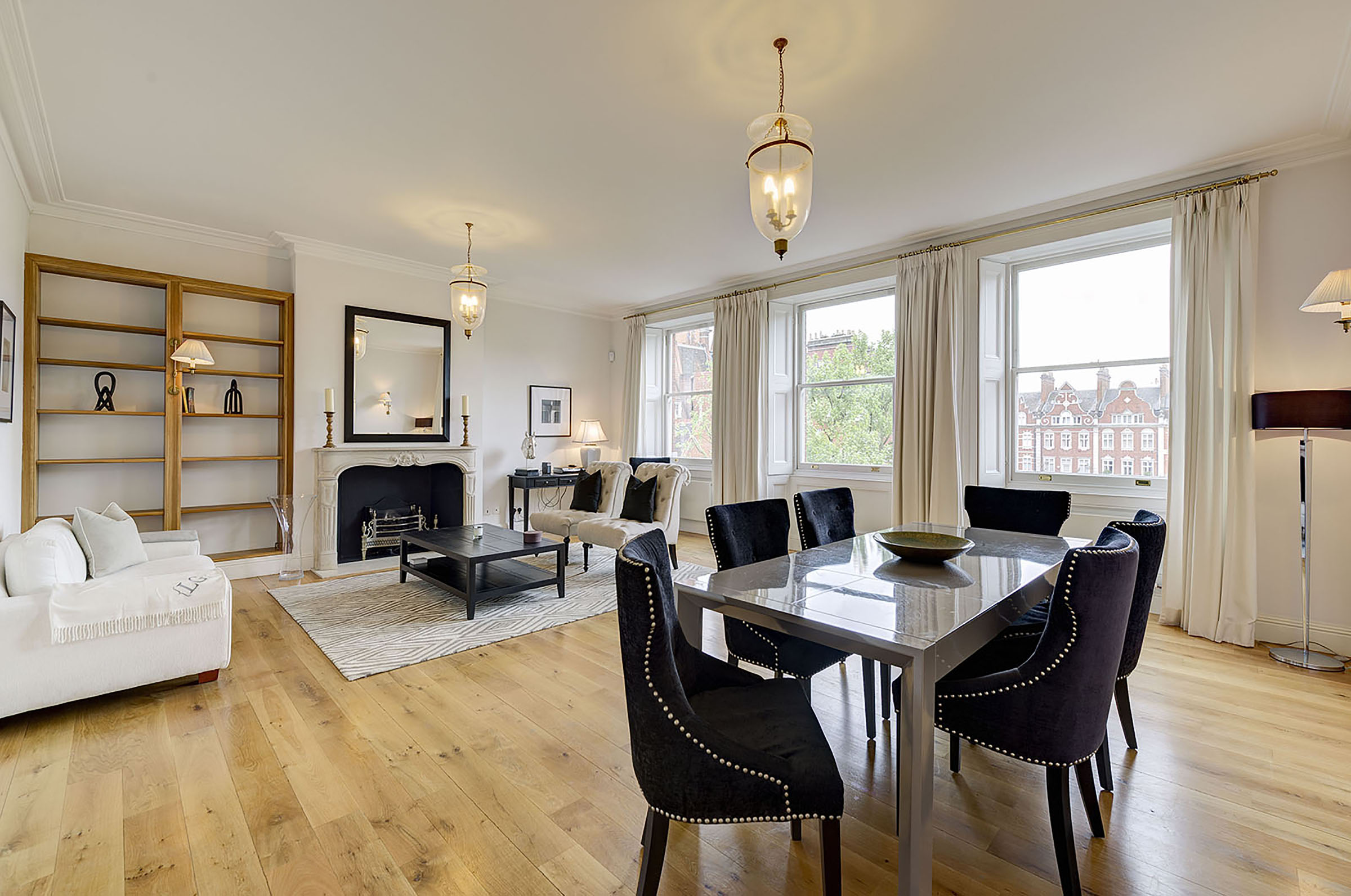 Appartement pour l Vente à Cadogan Square London, Angleterre, Royaume-Uni