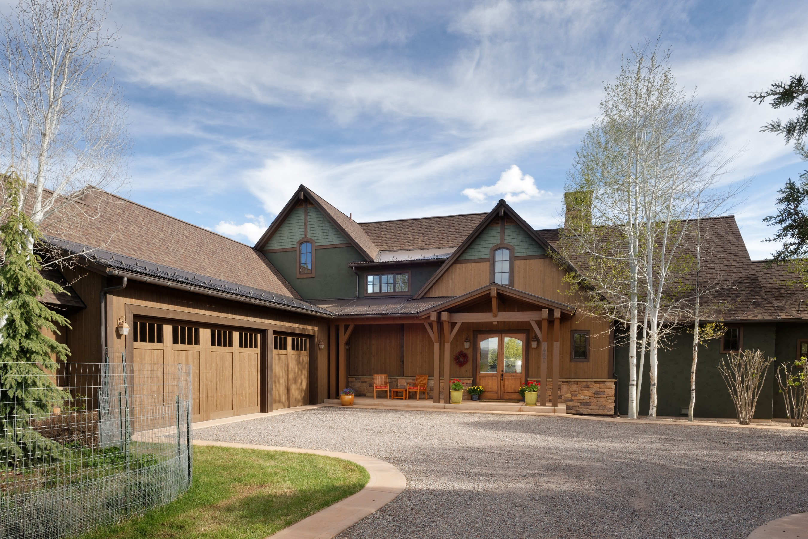 Moradia para Venda às John Muir Designed Custom Home 407 Skipper Drive Carbondale, Colorado, 81623 Estados Unidos