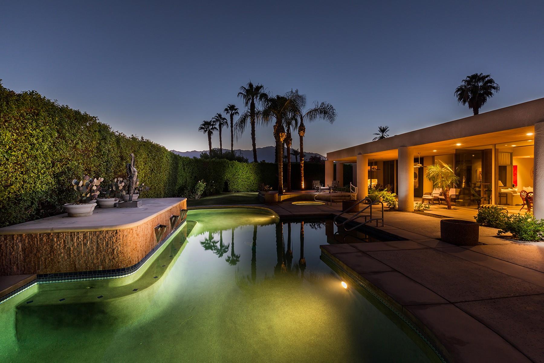 Vivienda unifamiliar por un Venta en 145 Waterford Circle Rancho Mirage, California, 92270 Estados Unidos