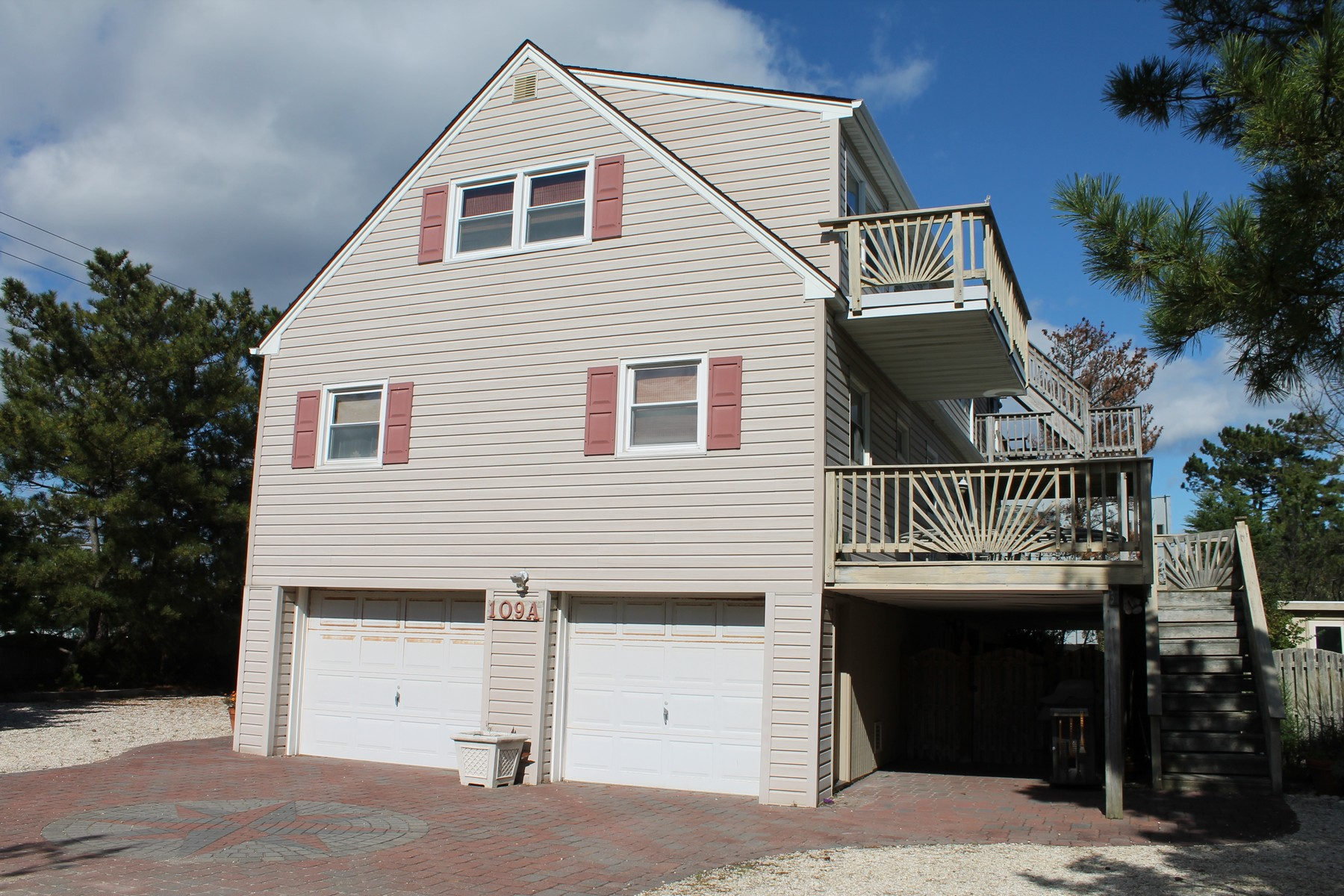 Single Family Home for Sale at SHORE PLEASURE 109A Long Beach Blvd Long Beach Township, New Jersey 08008 United States