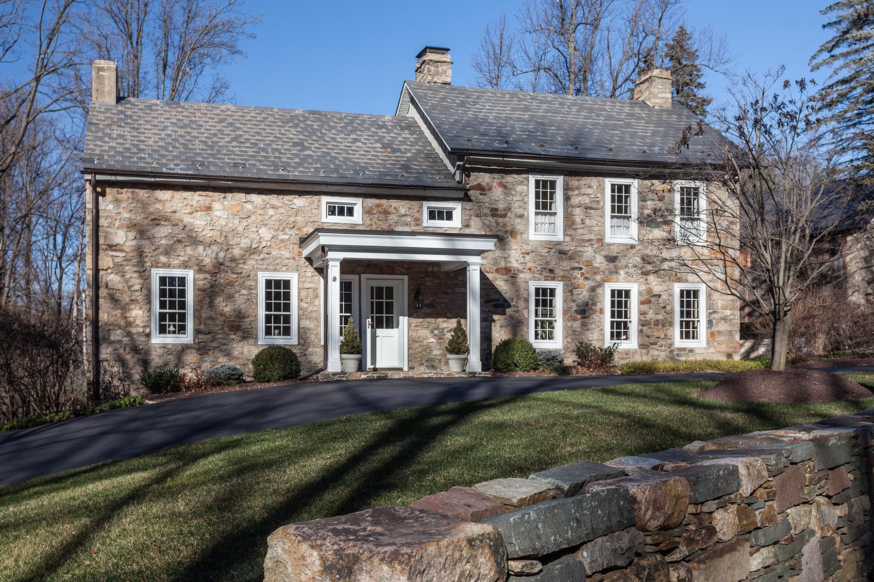 独户住宅 为 销售 在 Lower Saucon, PA 2807 Wassergass Rd. Hellertown, 宾夕法尼亚州 18055 美国