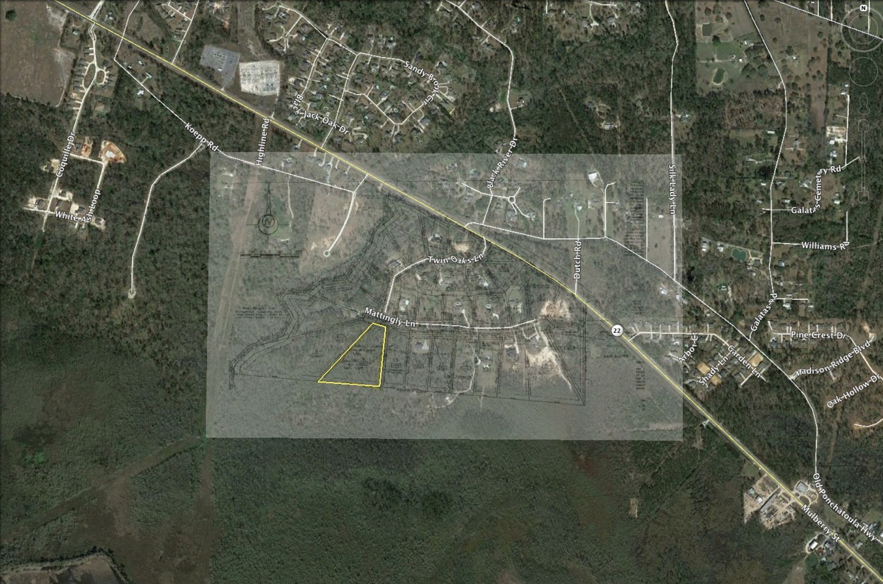 Land for Sale at 9 Mattingly Lane Madisonville, Louisiana 70447 United States