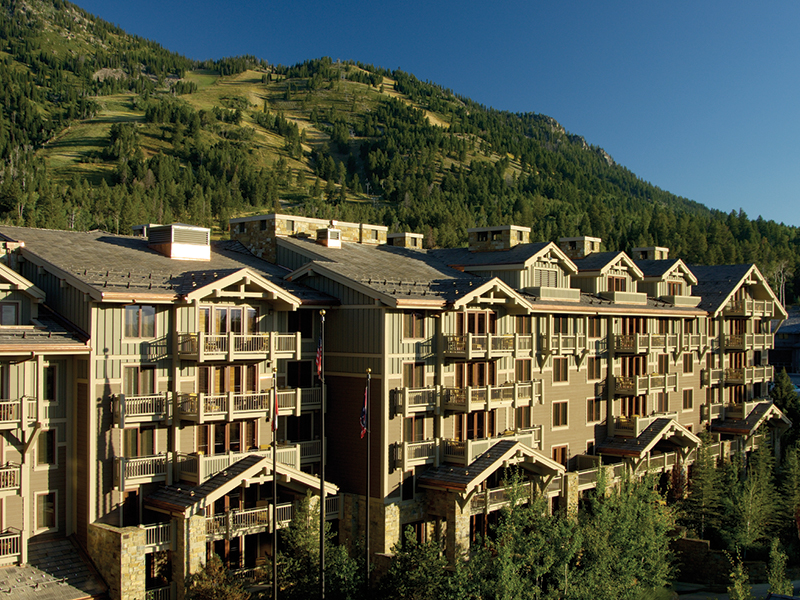 Fractional Ownership for Sale at Four Seasons Ownership 7680 Granite Loop Road #656 1/7th Teton Village, Wyoming 83025 United States