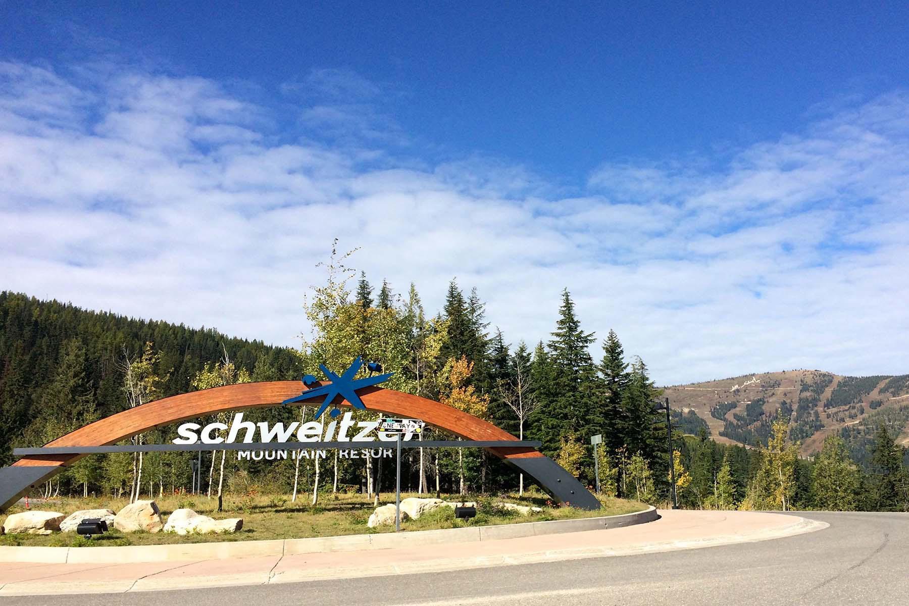 Land für Verkauf beim Schweitzer Mountain Lot Crystal Springs Road Lot 7 Sandpoint, Idaho, 83864 Vereinigte Staaten