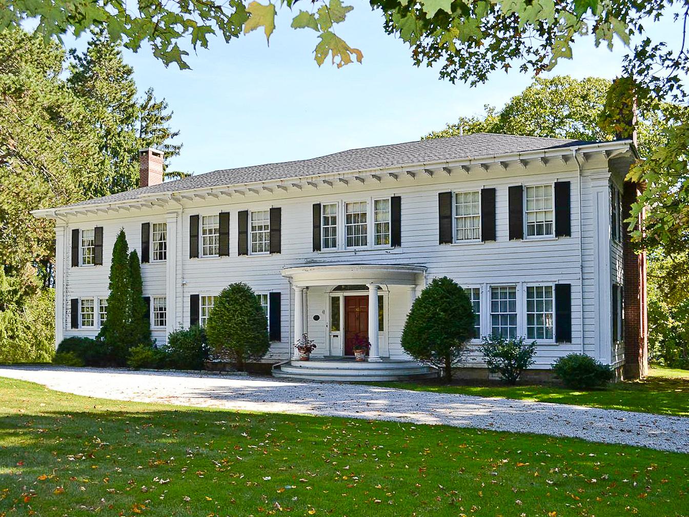 Casa Unifamiliar por un Venta en 45 High Street Camden, Maine, 04843 Estados Unidos