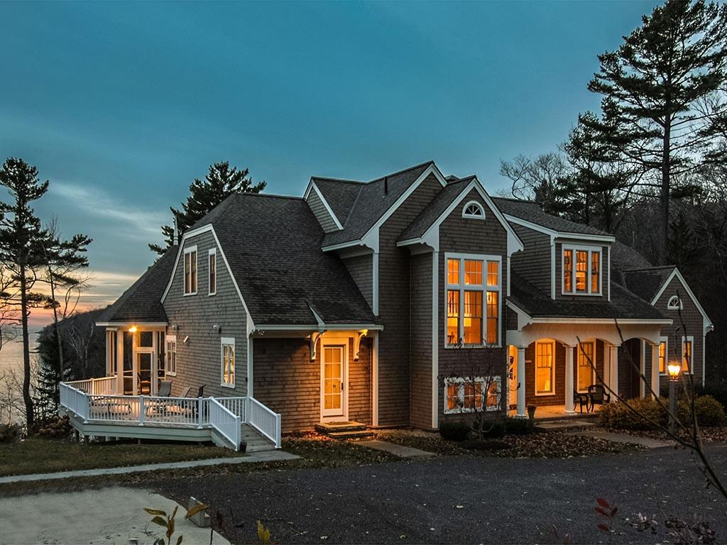 Einfamilienhaus für Verkauf beim 1199 State Route 32 Round Pond, Maine, 04564 Vereinigte Staaten