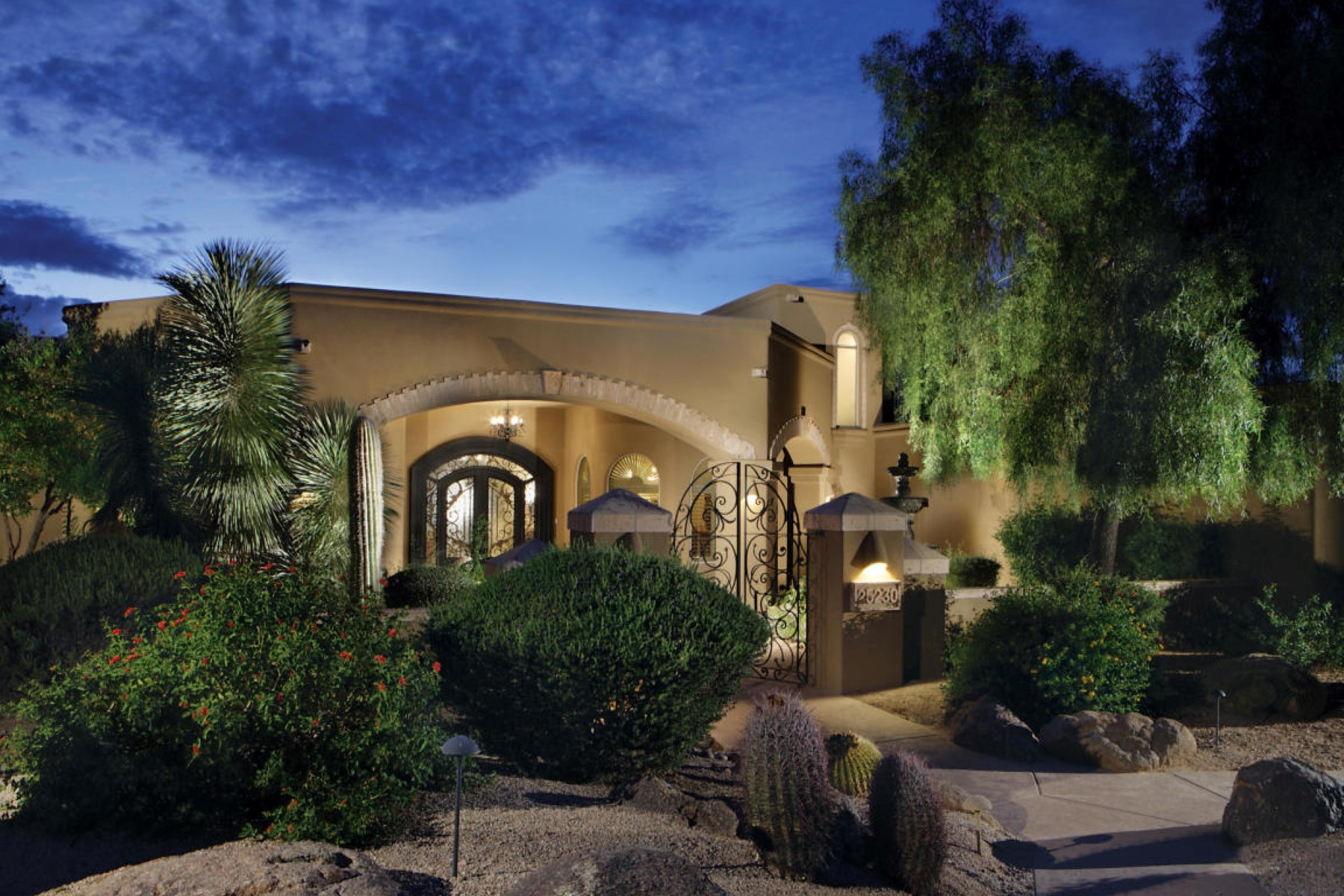 sales property at Desert Skyline Estates is one of North Scottsdale's desirable gated communities